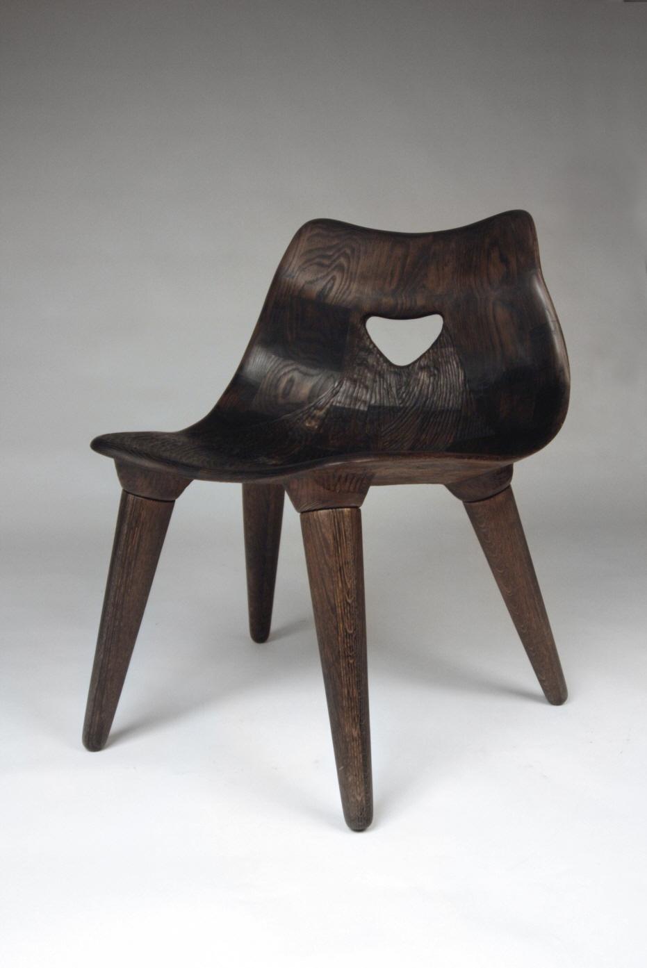 Black Hole Chair no.2