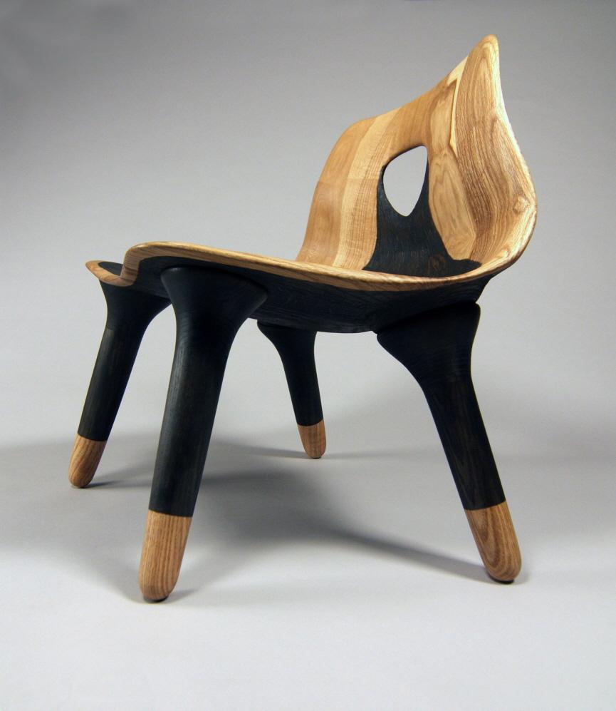 Black Hole Chair no.1