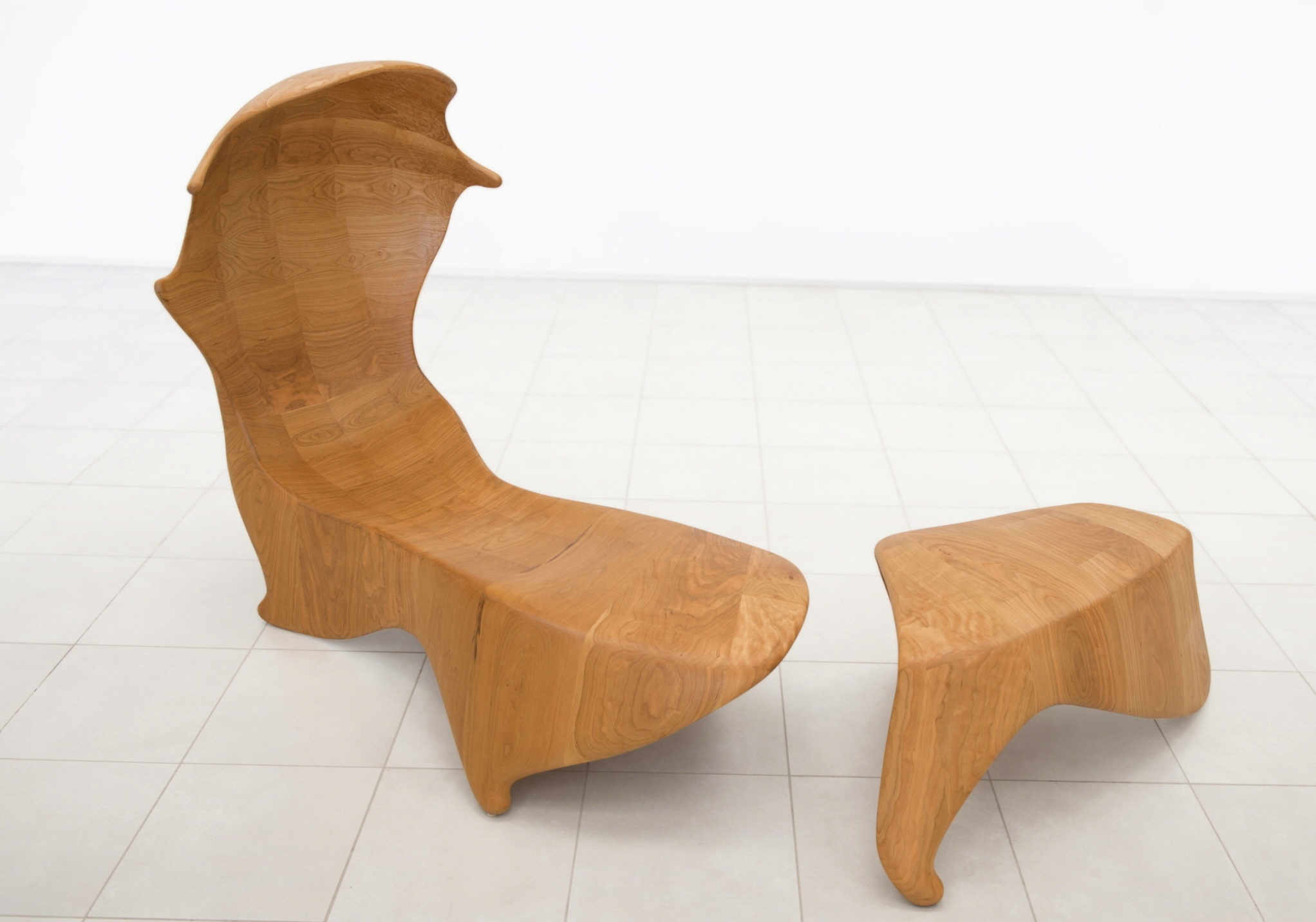 Cocoon Bench