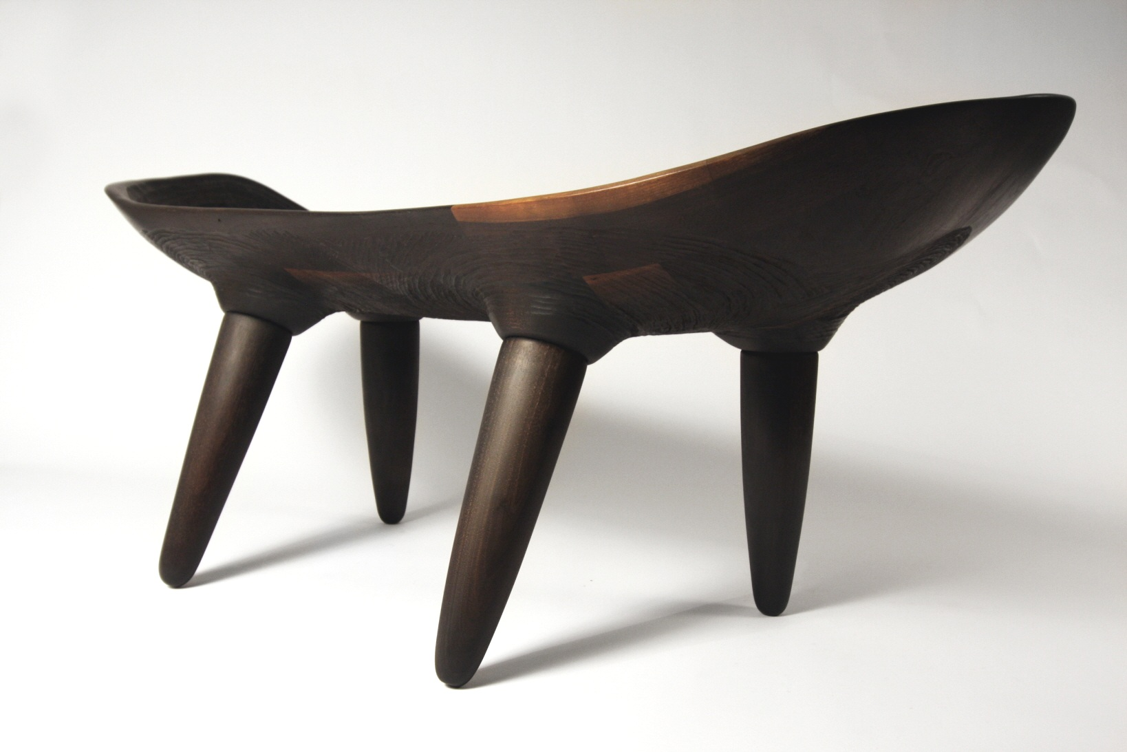 Wood Ears Bench