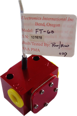 Includes FT-60 Transducer  0.6 to 70+ Gallons/Hour FT-90 Transducer also available