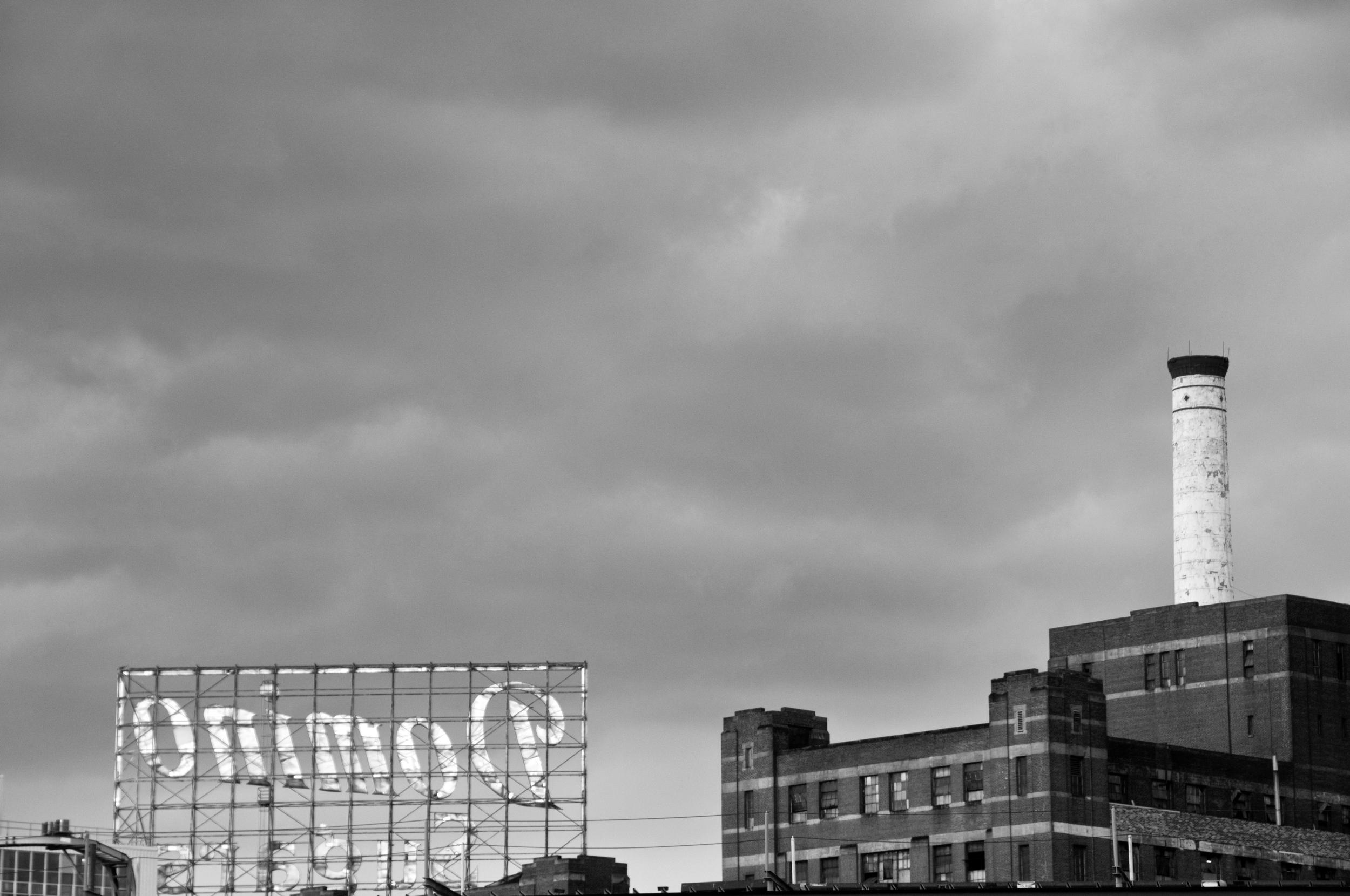 Domino sugar factory, Baltimore