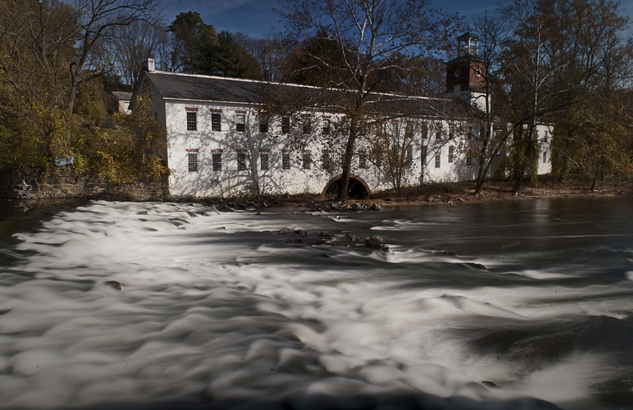 Walker's Mill on the Brandywine River