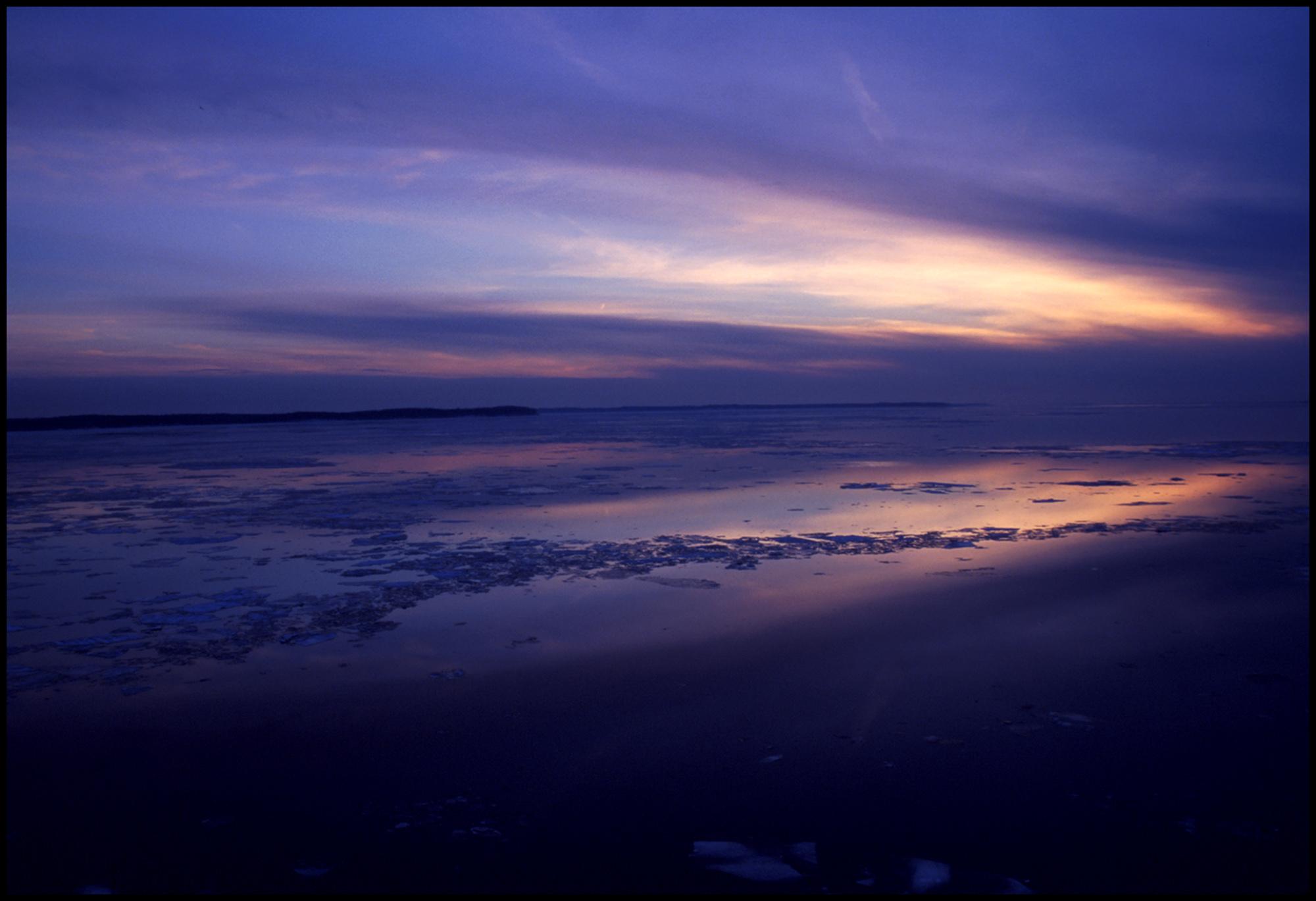 Icy Bay near Turkey Point
