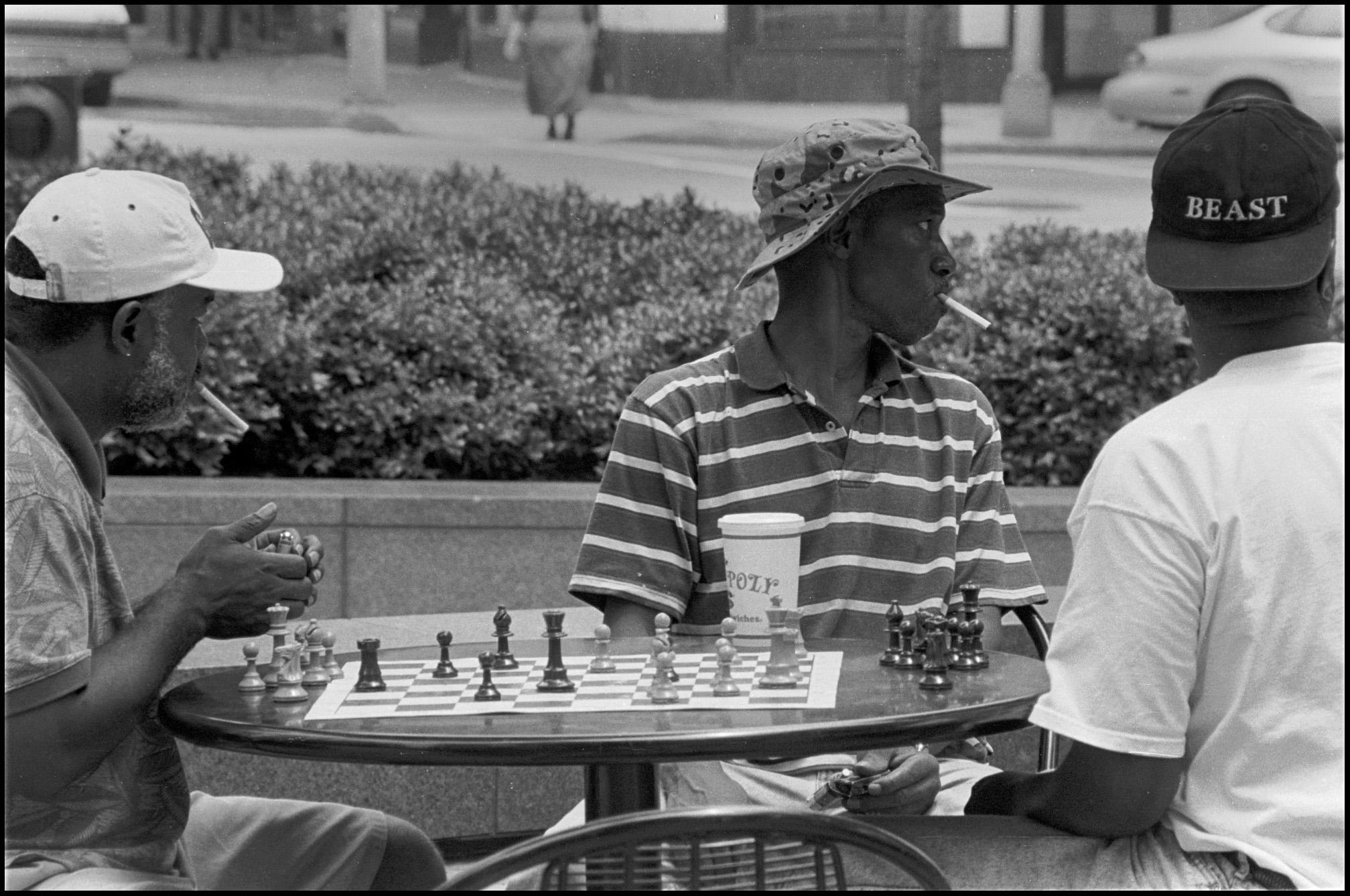 chess match interrupted