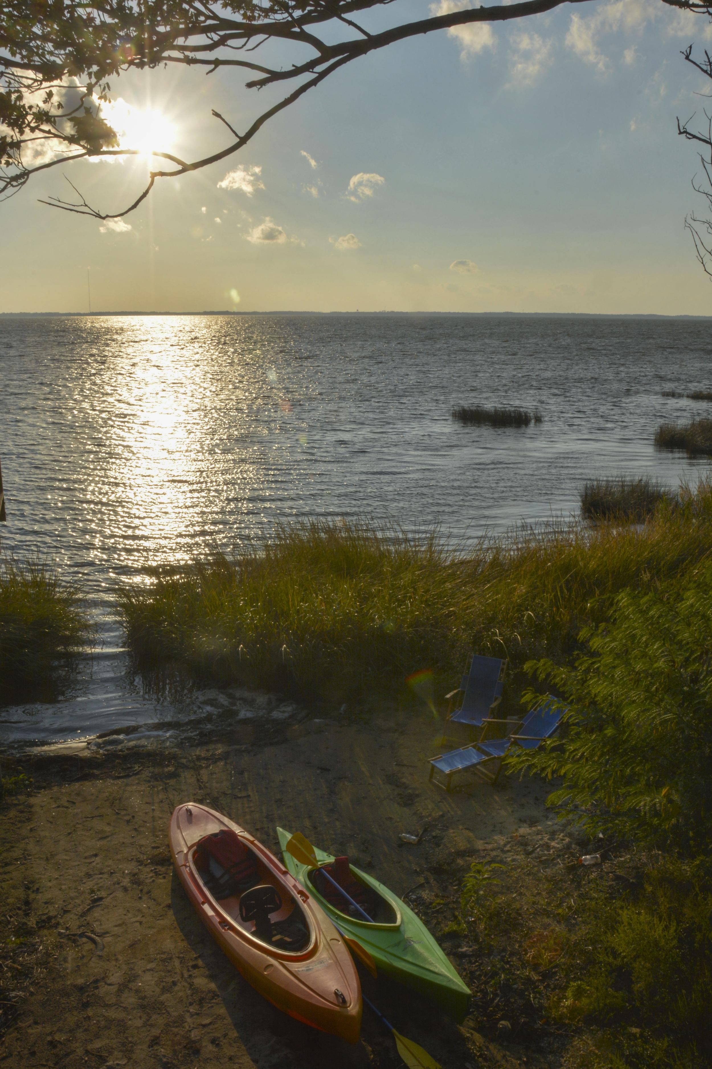 Outer Banks kayaks