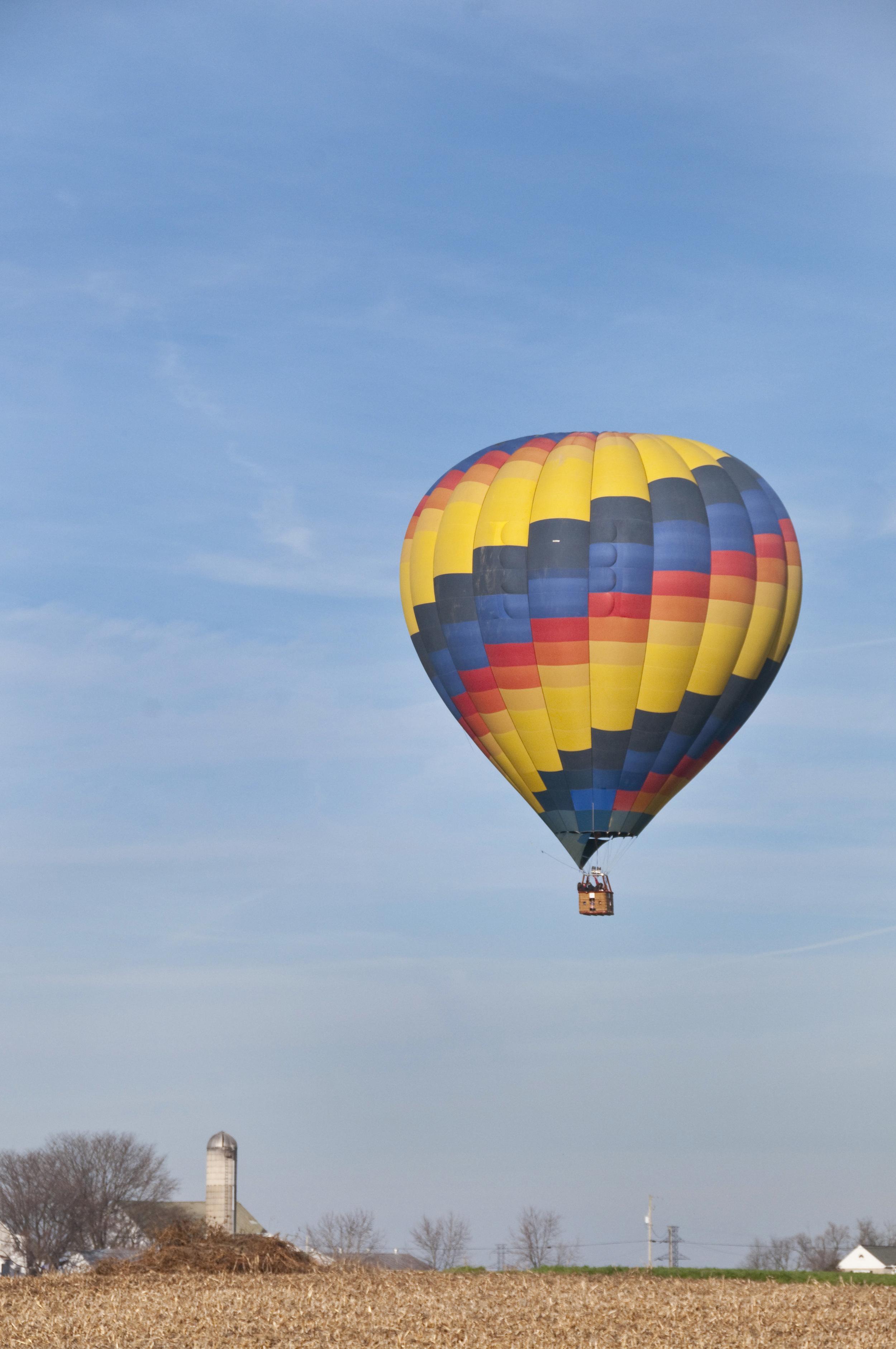 Lancaster hot air balloons