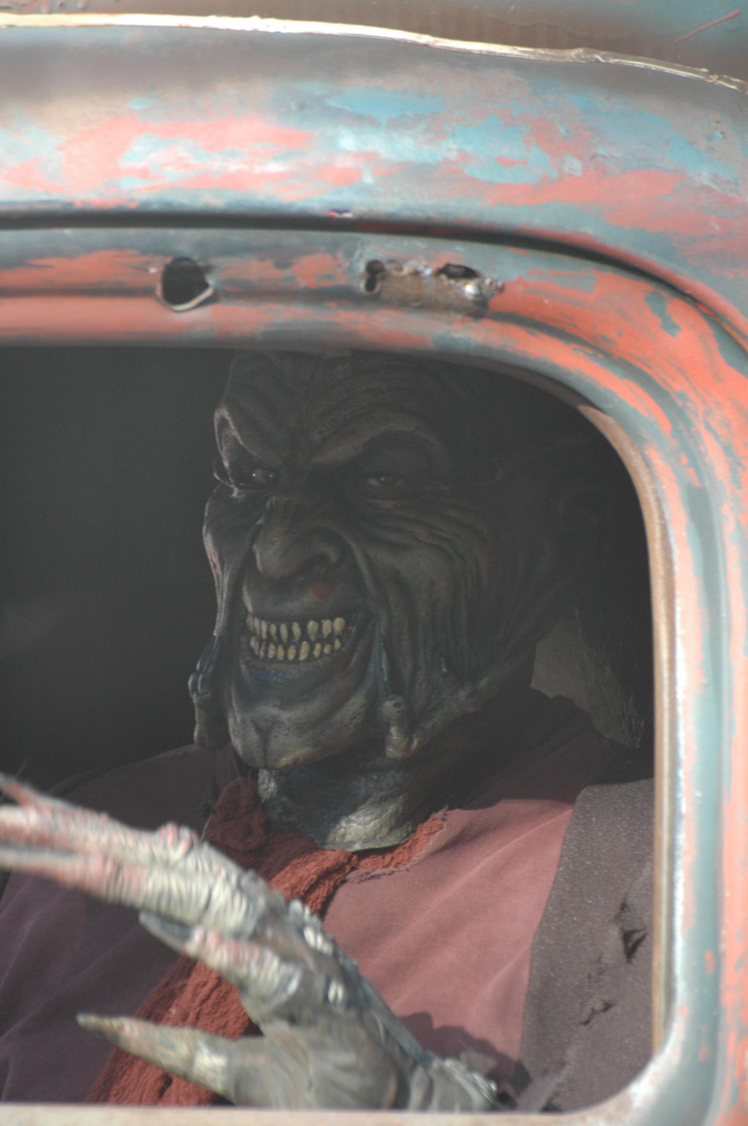 Halloween driver