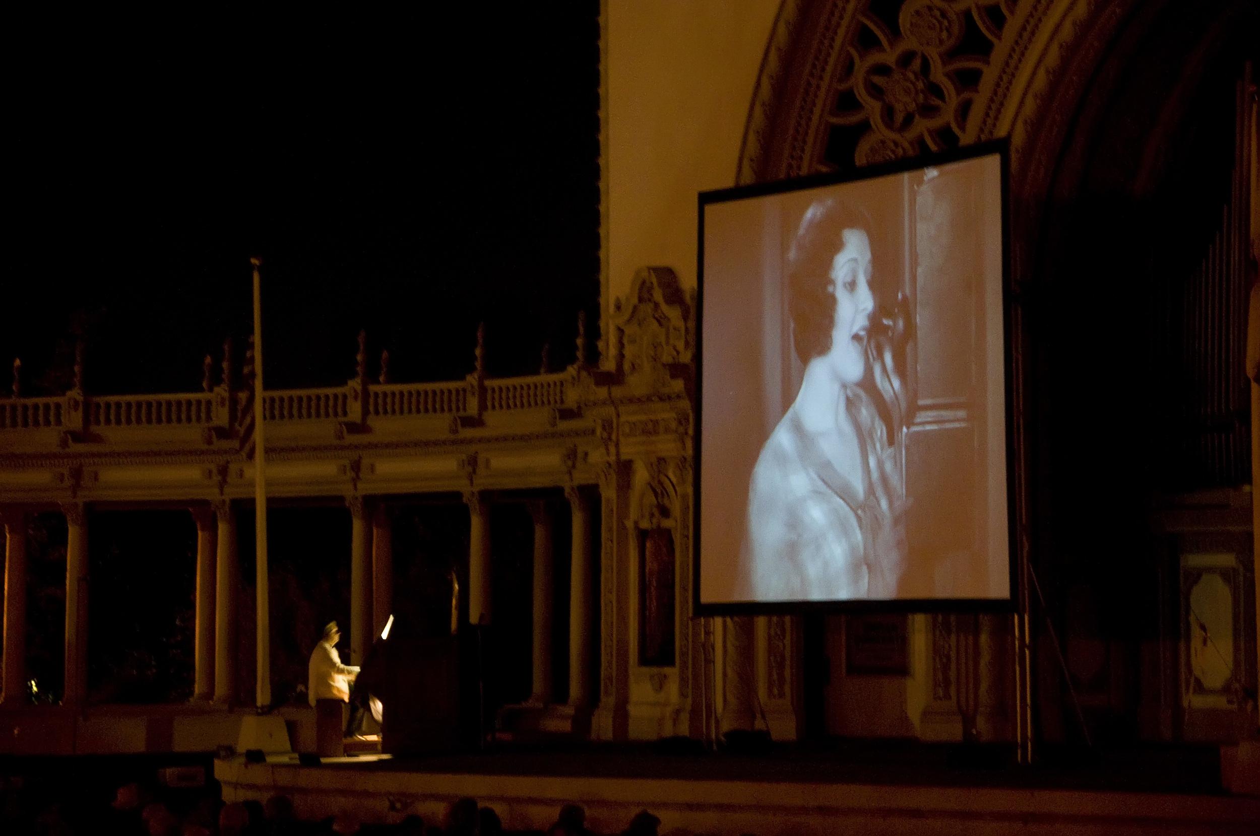 organ at Balboa Park San Diego