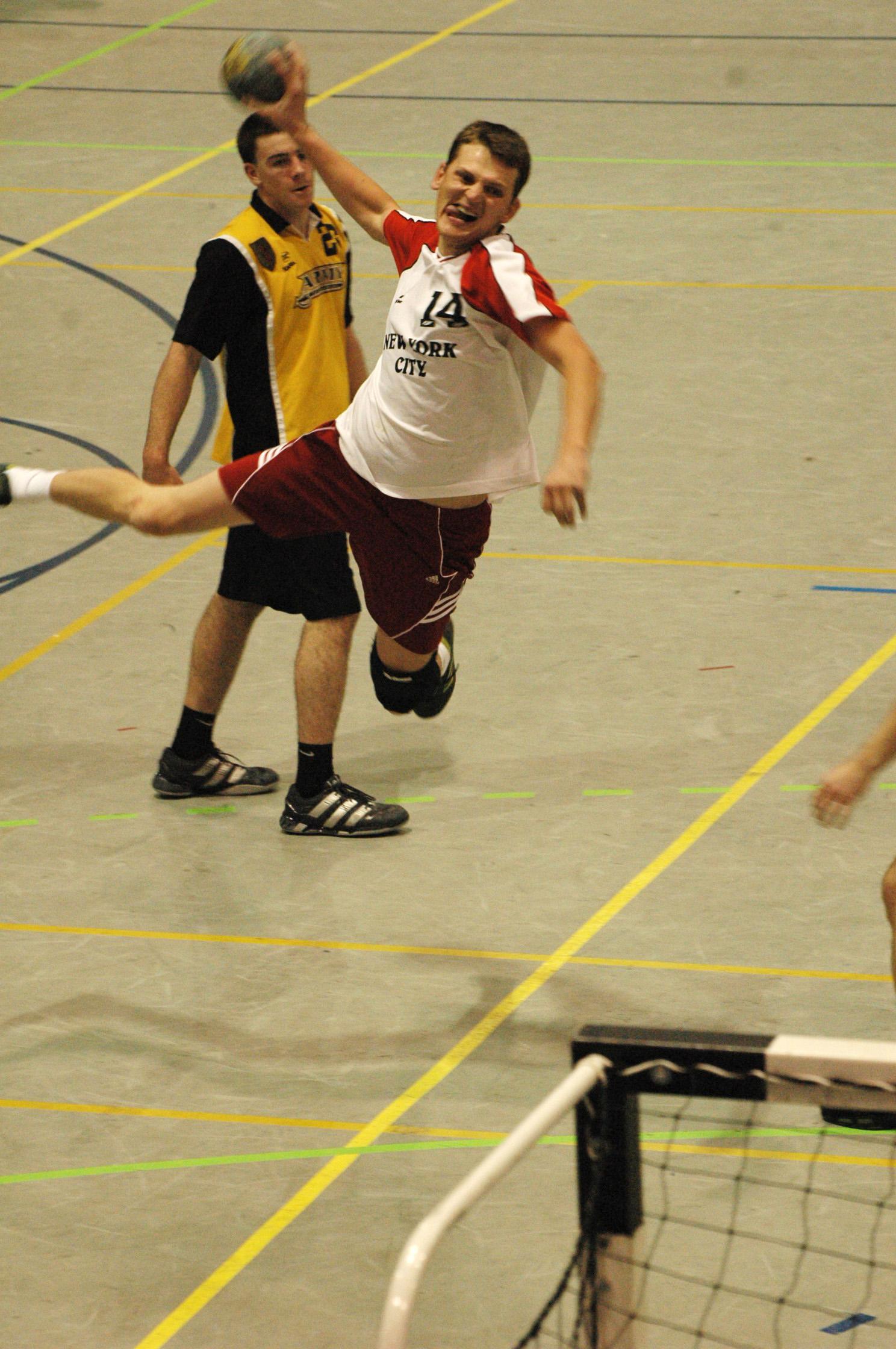 team handball