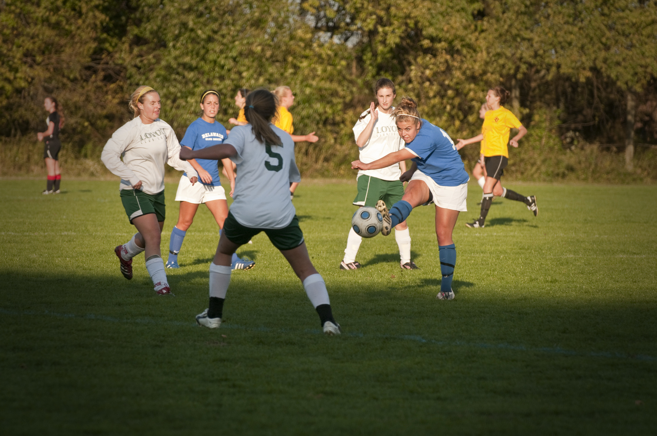 women's college soccer