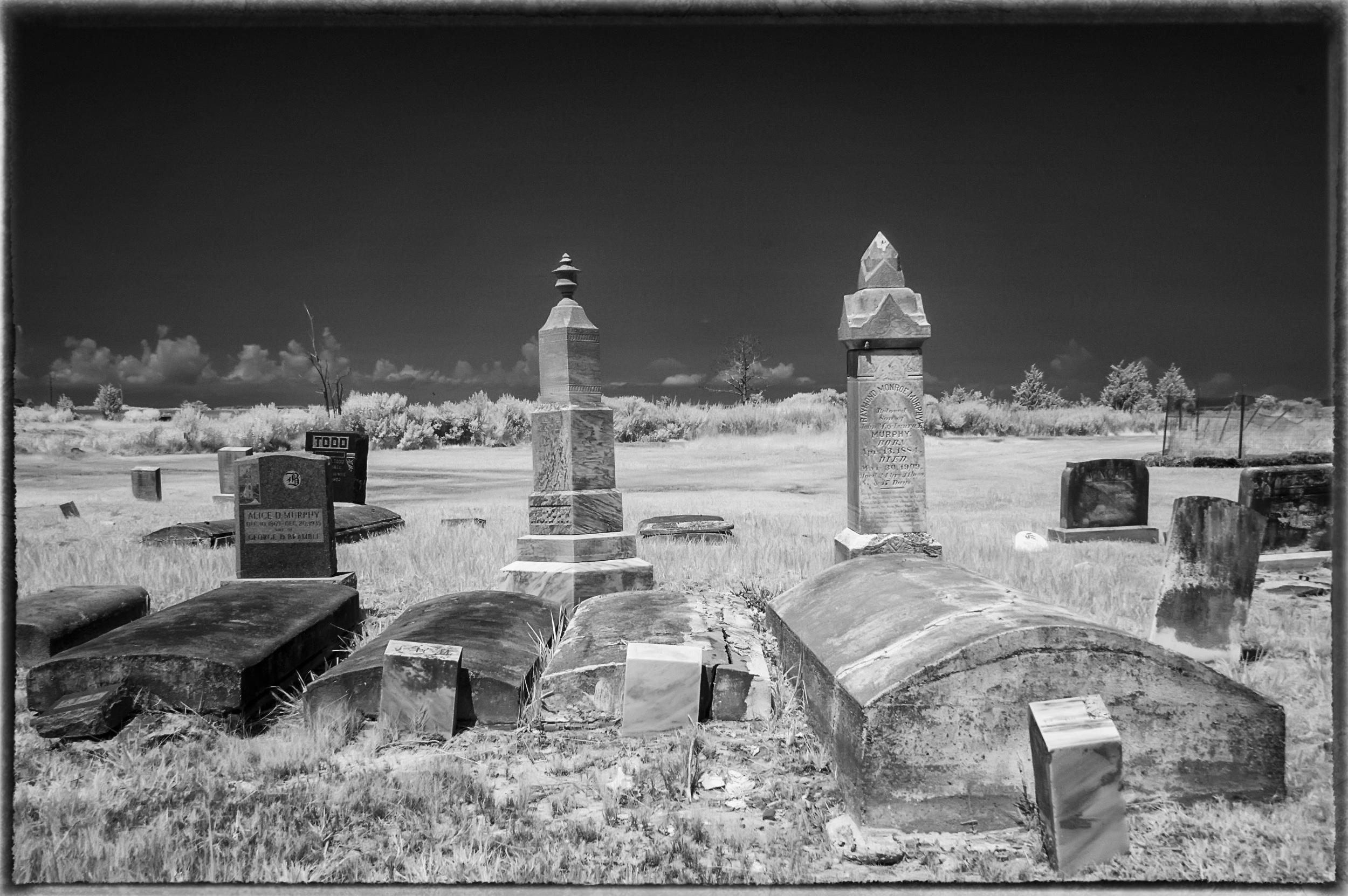 Infrared Graveyard