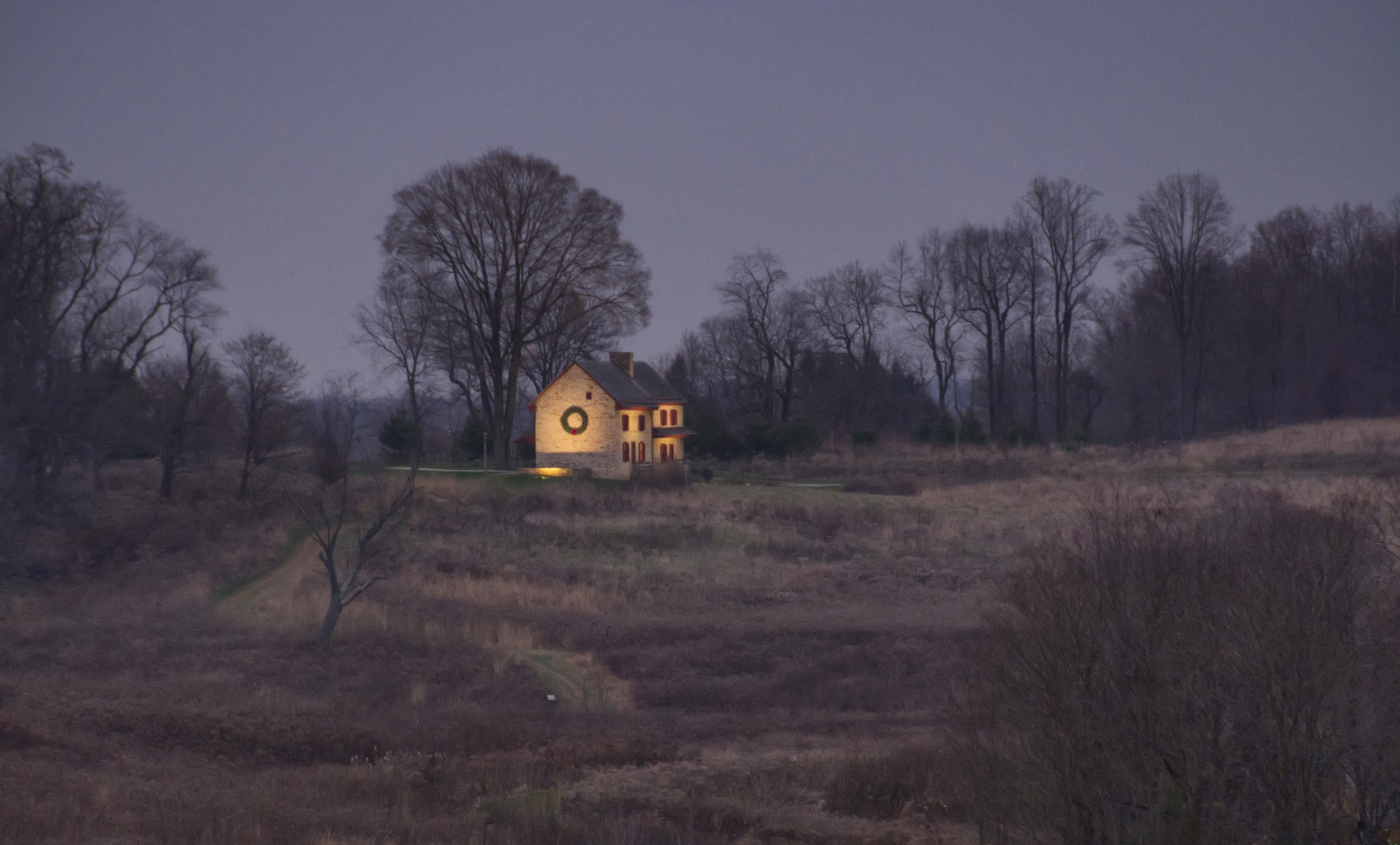 Webb Farmhouse
