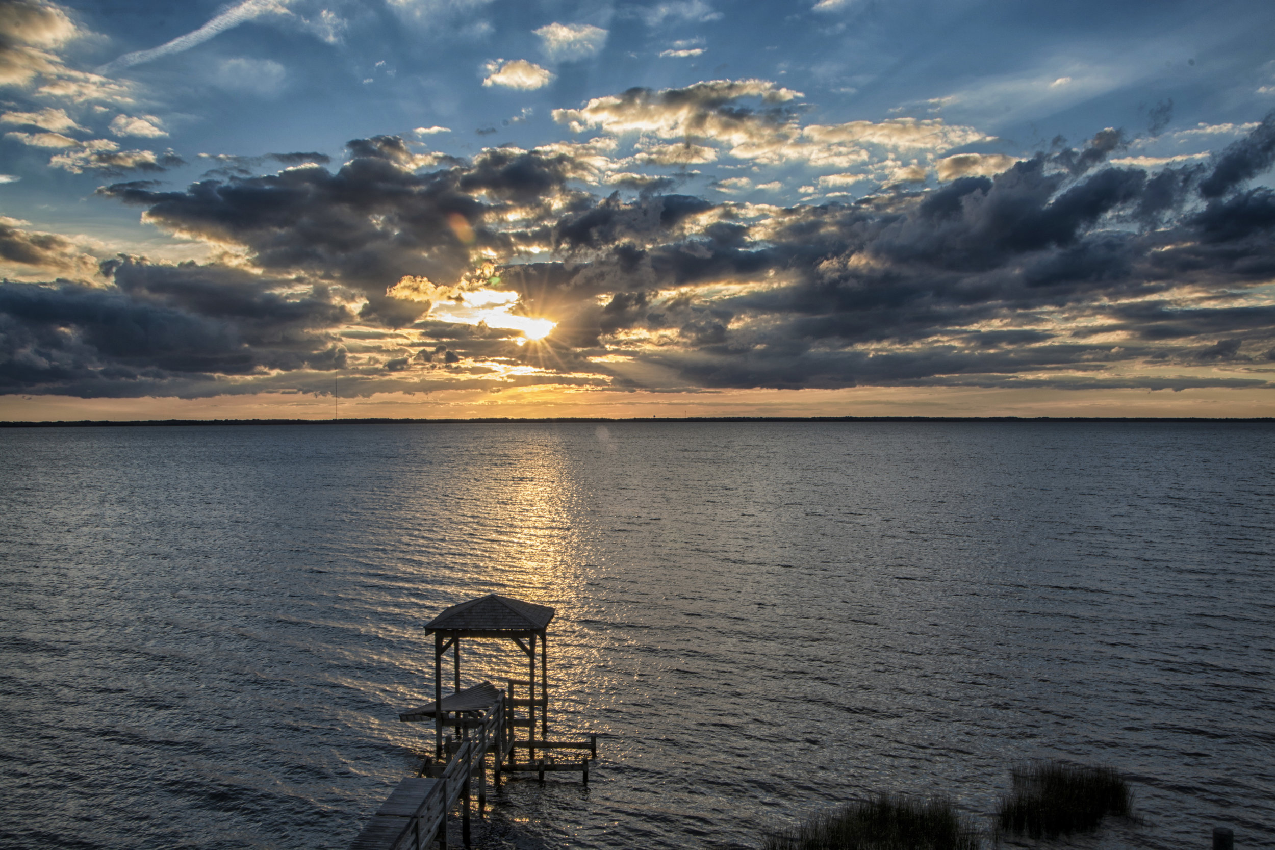 Currituck sound, OBX