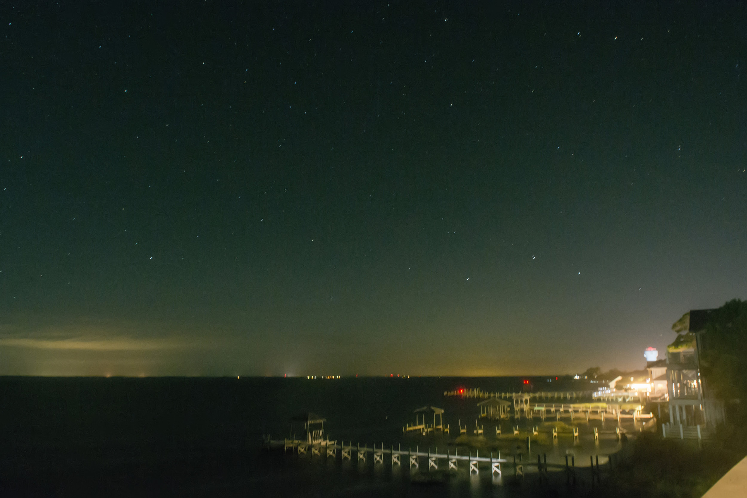 nightscape, OBX