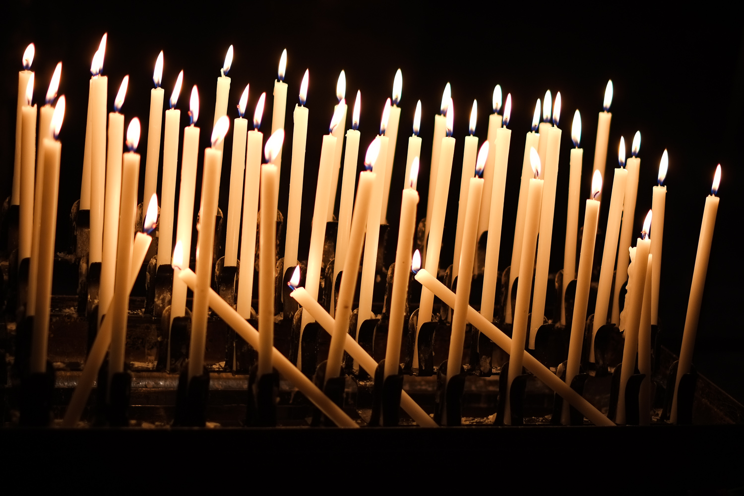 Candles (Venice, 2012)