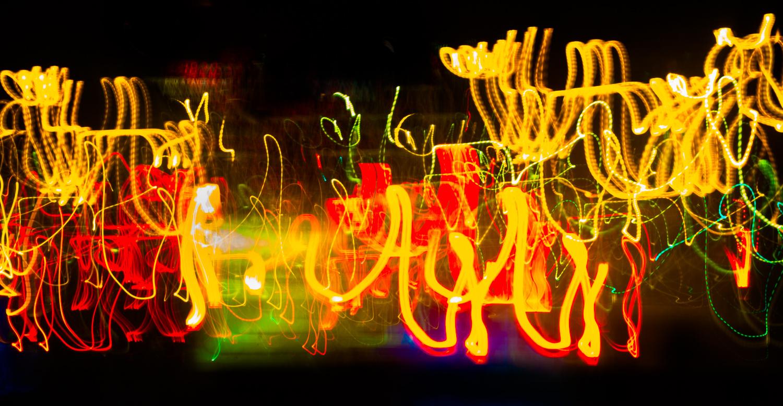 Light in Taxi (Paris, 2014)