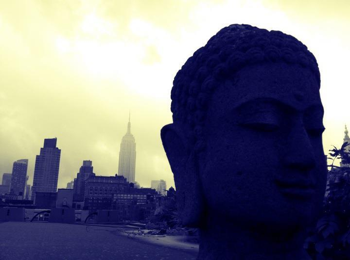 The Buddha of Chelsea