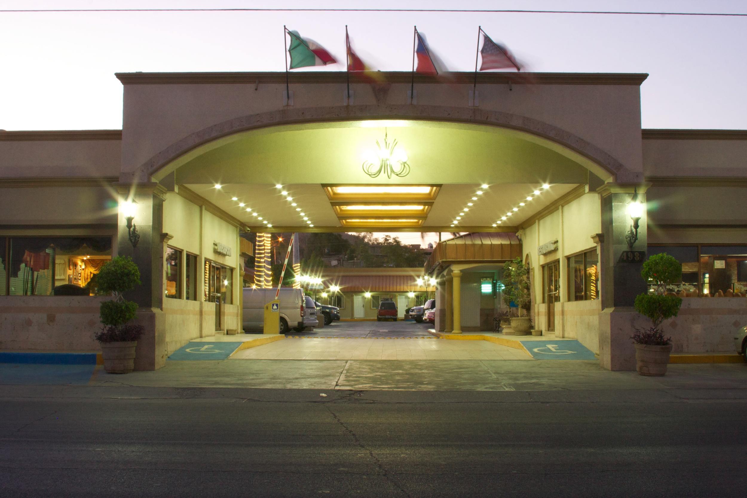 Bienvenido a Hotel San Martín