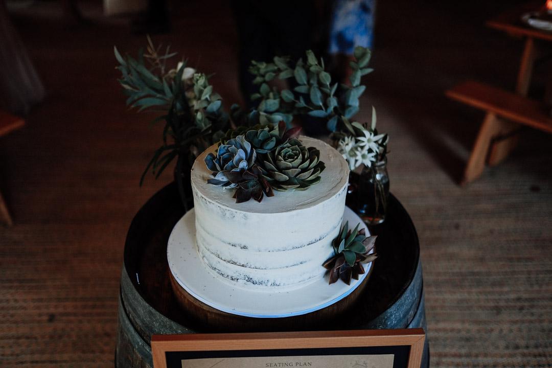 Cake Florals Succulents