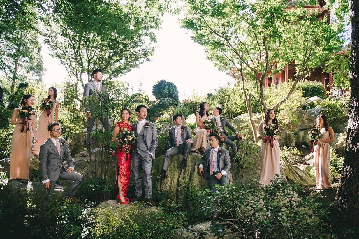 Bridal Party Soapie