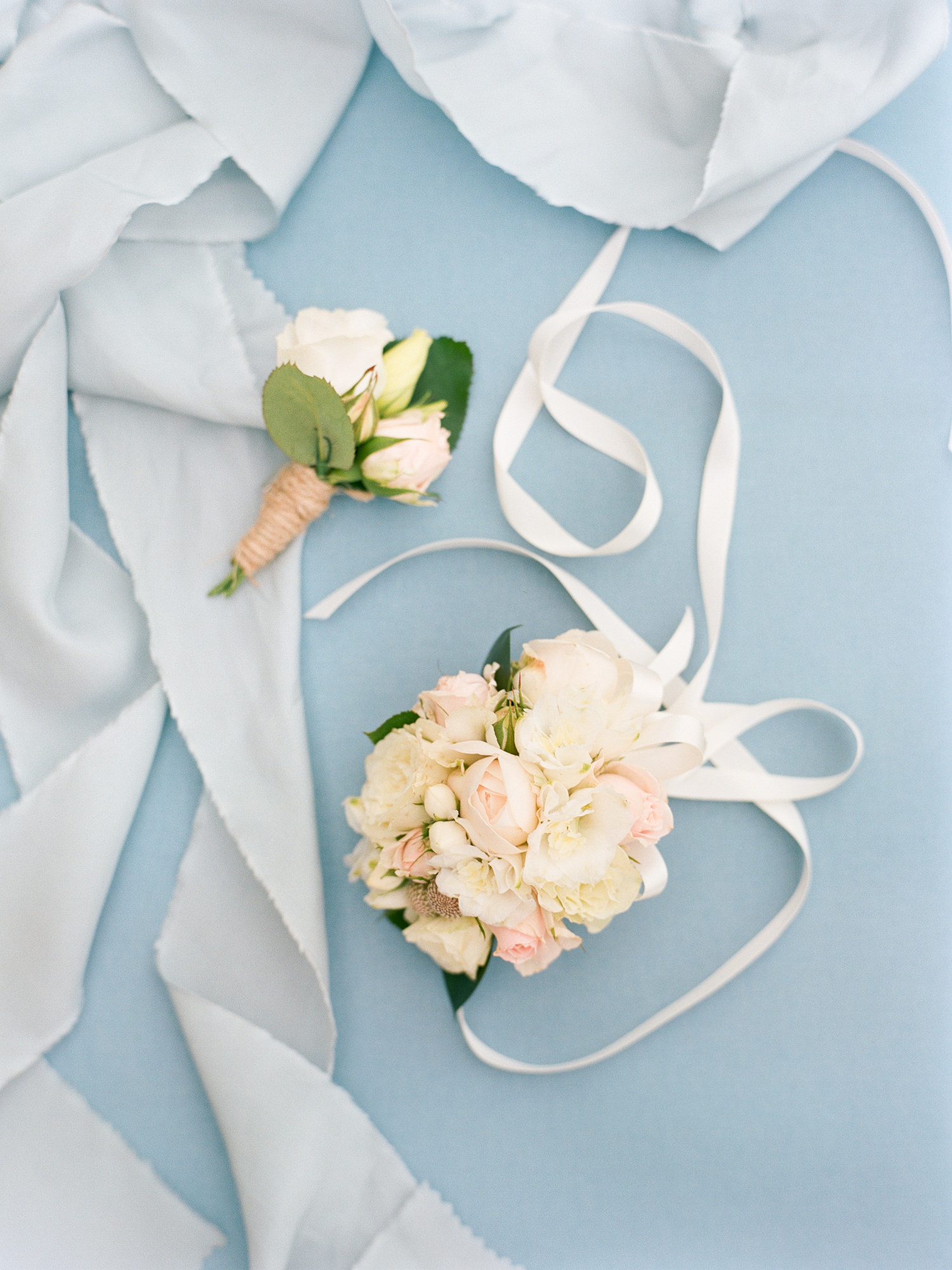 Buttonhole and Corsage