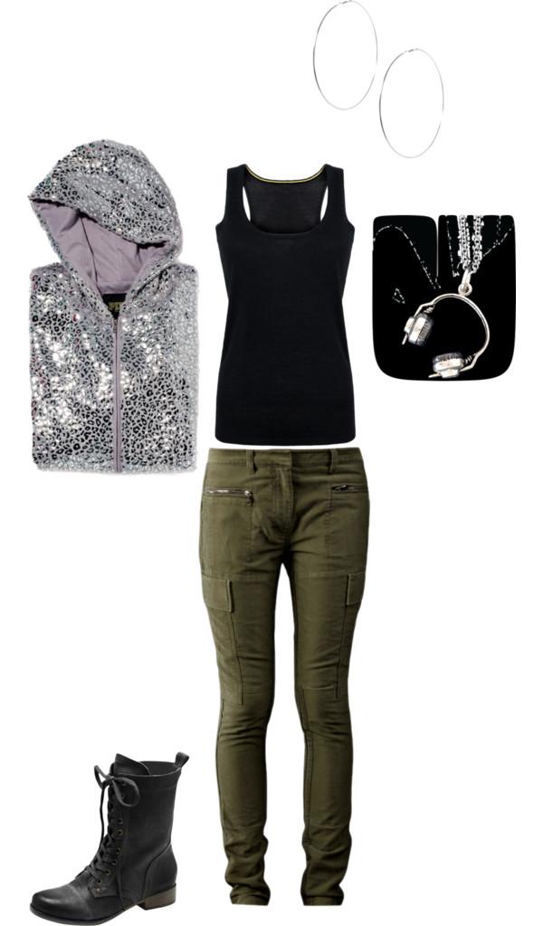 Women's Urban Outfit Inspiration {OKC Portrait Photographer}