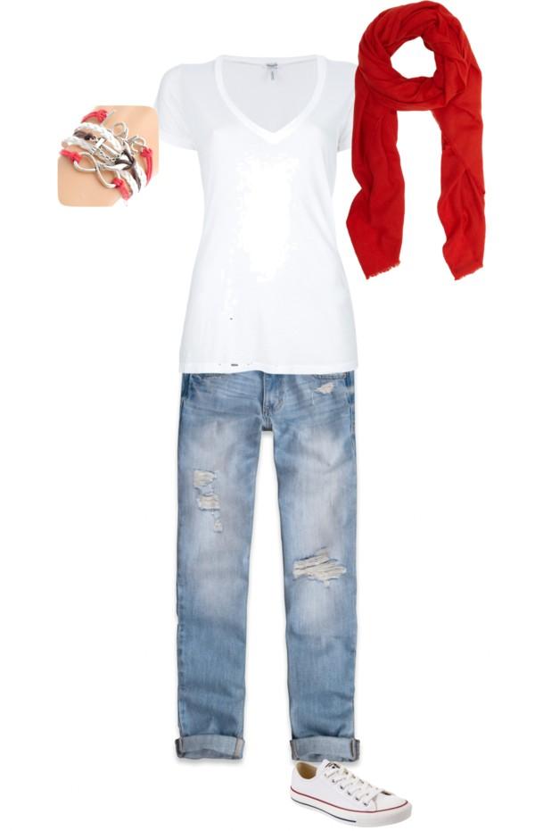 Casual Senior Style Outfit Inspiration {OKC Senior Photographer}