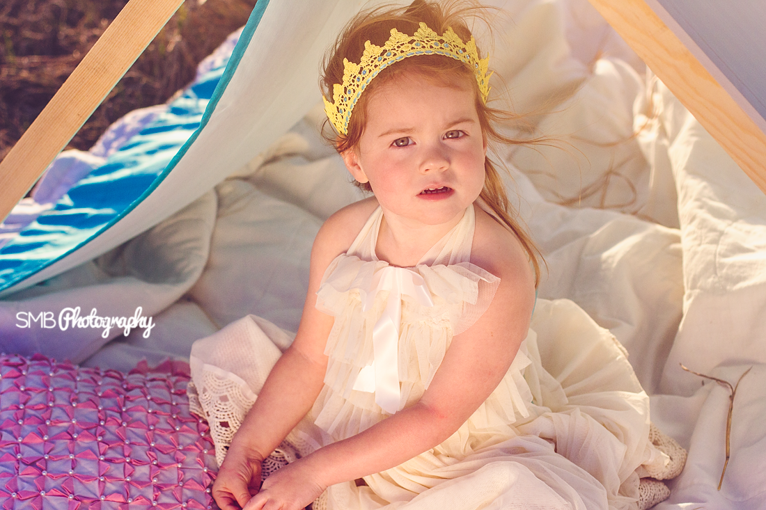 This little princess had some amazing expressions! {Oklahoma City Children's Photographer}