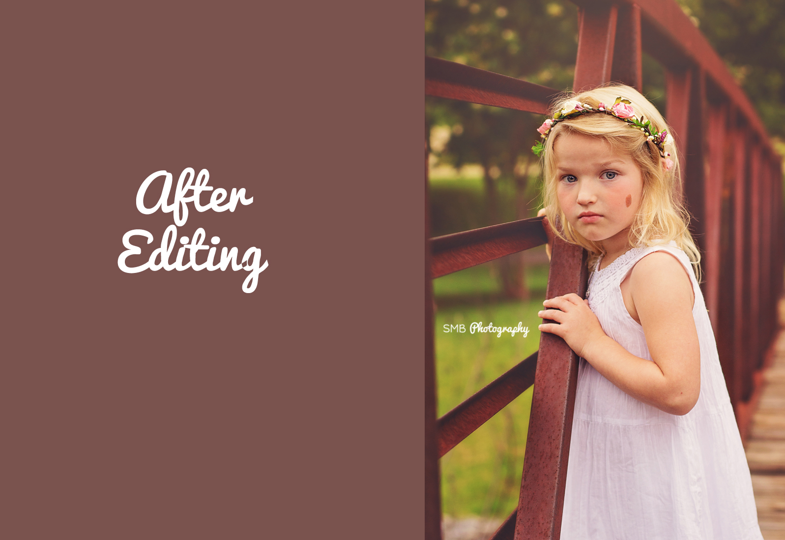 After editing | SMB Photography