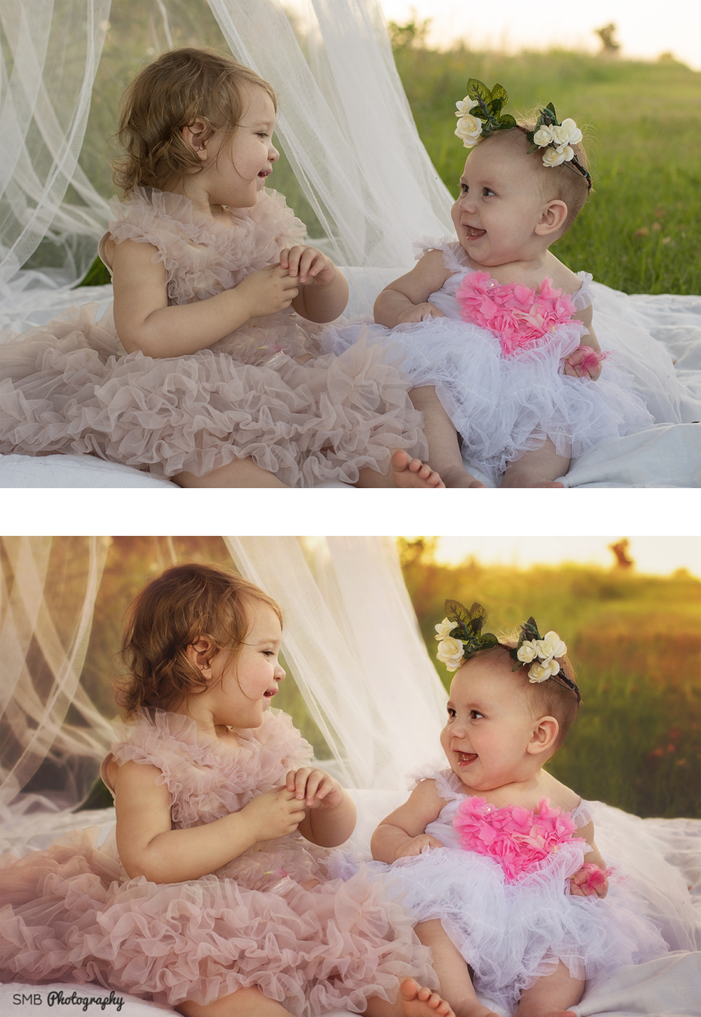 Before and After Editing | SMB Photography