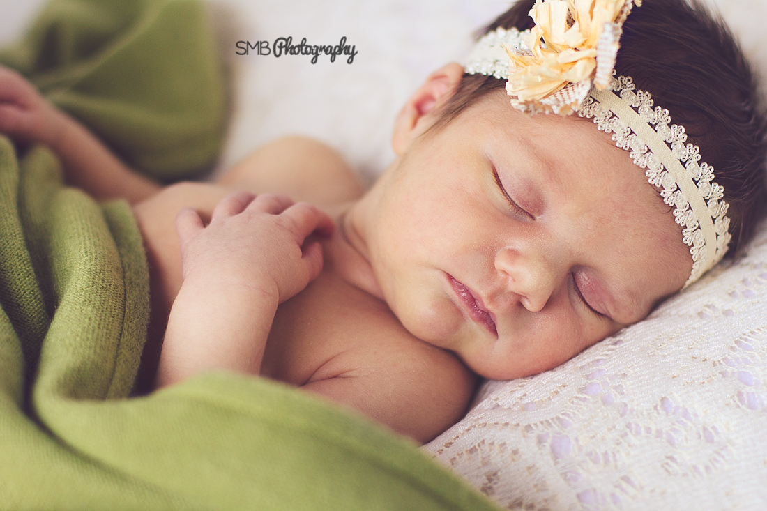 Oklahoma City Newborn Photographer | SMB Photography