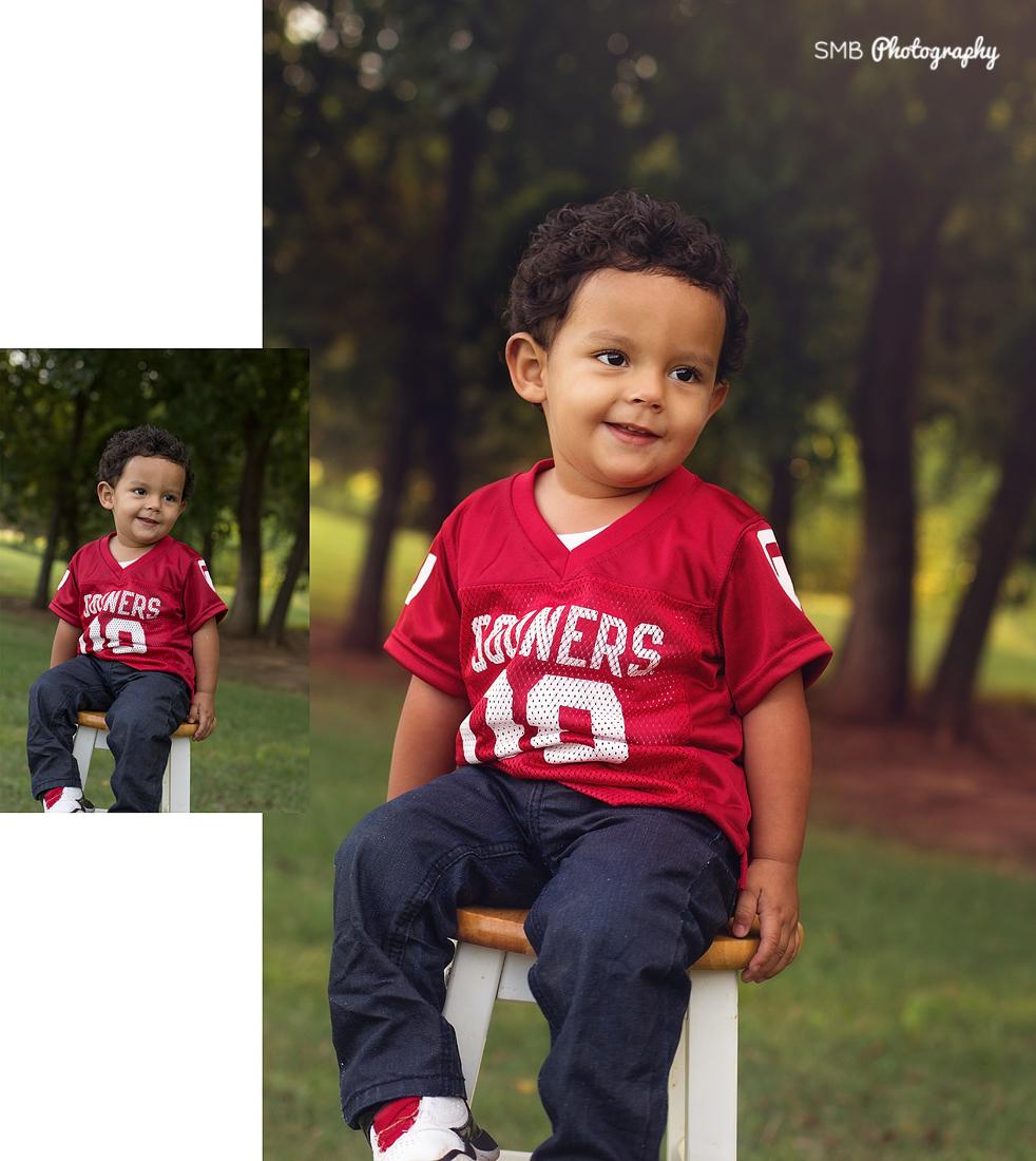 Central Oklahoma Children's Photographer   SMB Photography