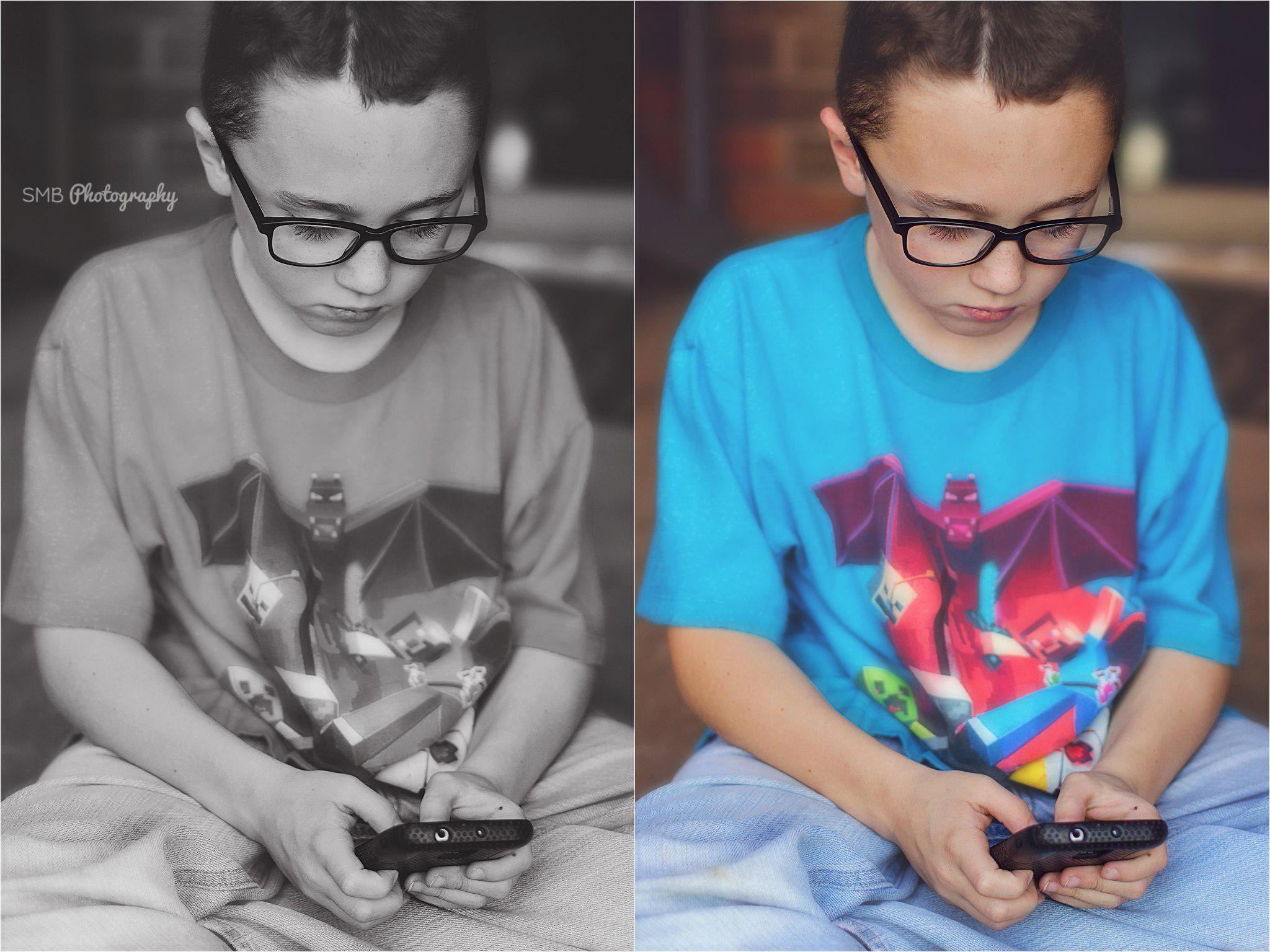 Oklahoma Child Photographer | P52 Week 1