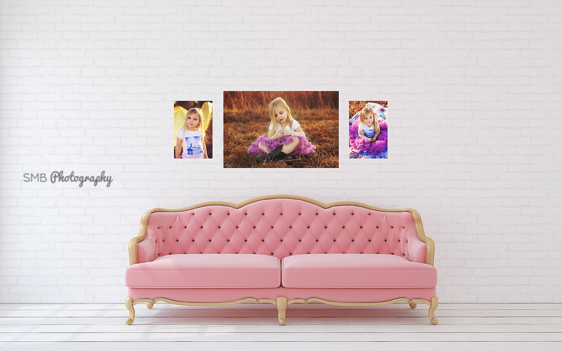 Wall Display Idea's   Oklahoma City Children's Photographer