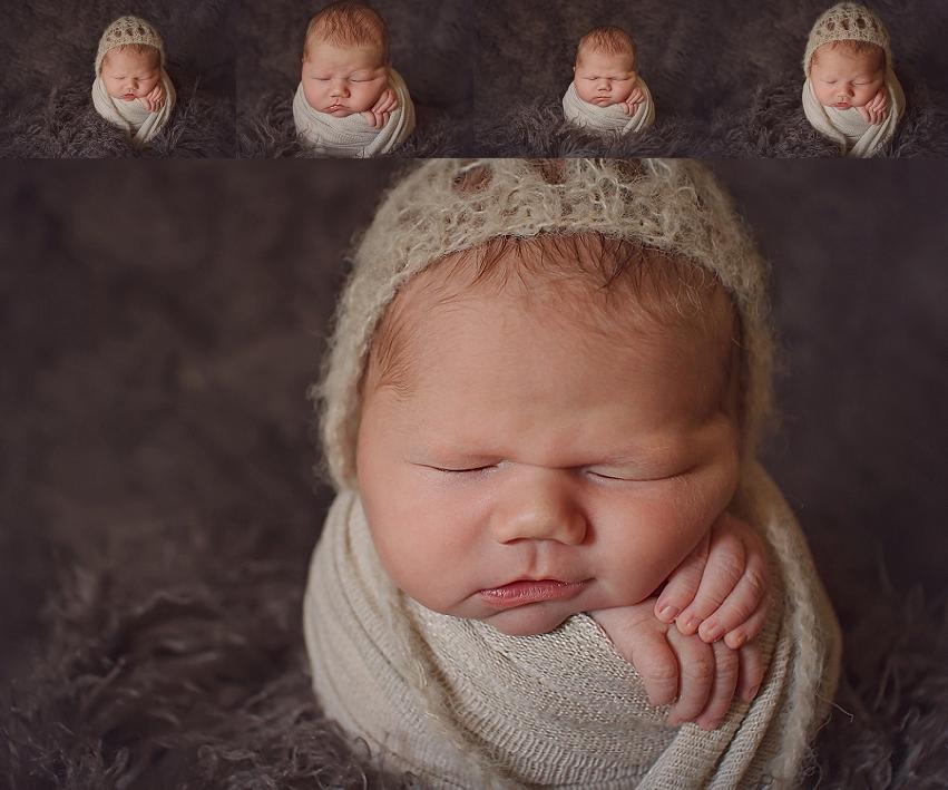 Oklahoma City Newborn Photographer   Baby Parks