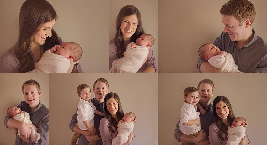 Oklahoma City Newborn Photographer | Baby Parks