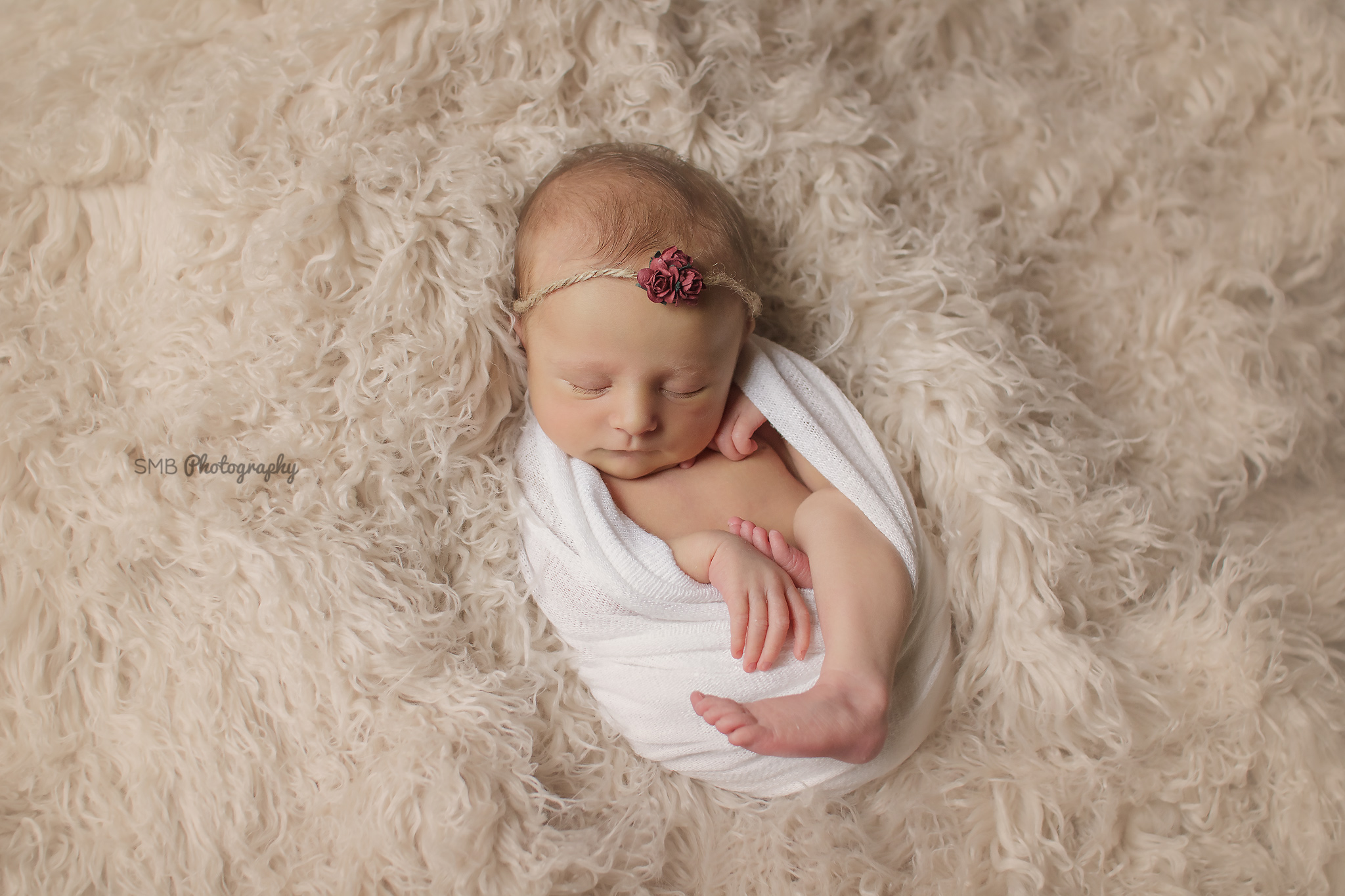 Sneak Peek: Baby Mesa | Blanchard Newborn Photographer