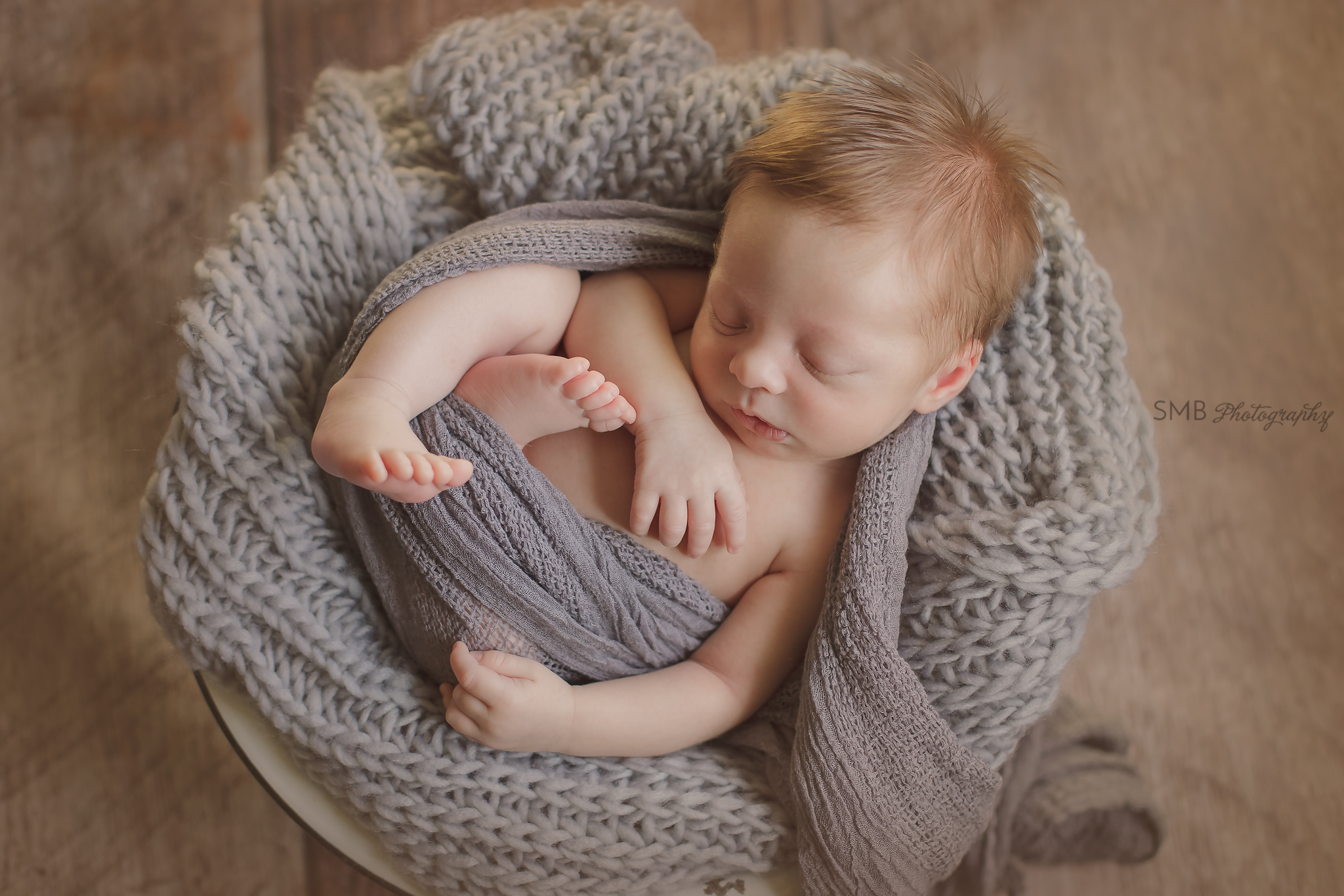 Sneak Peek: Baby Weston | Oklahoma City Newborn Photographer