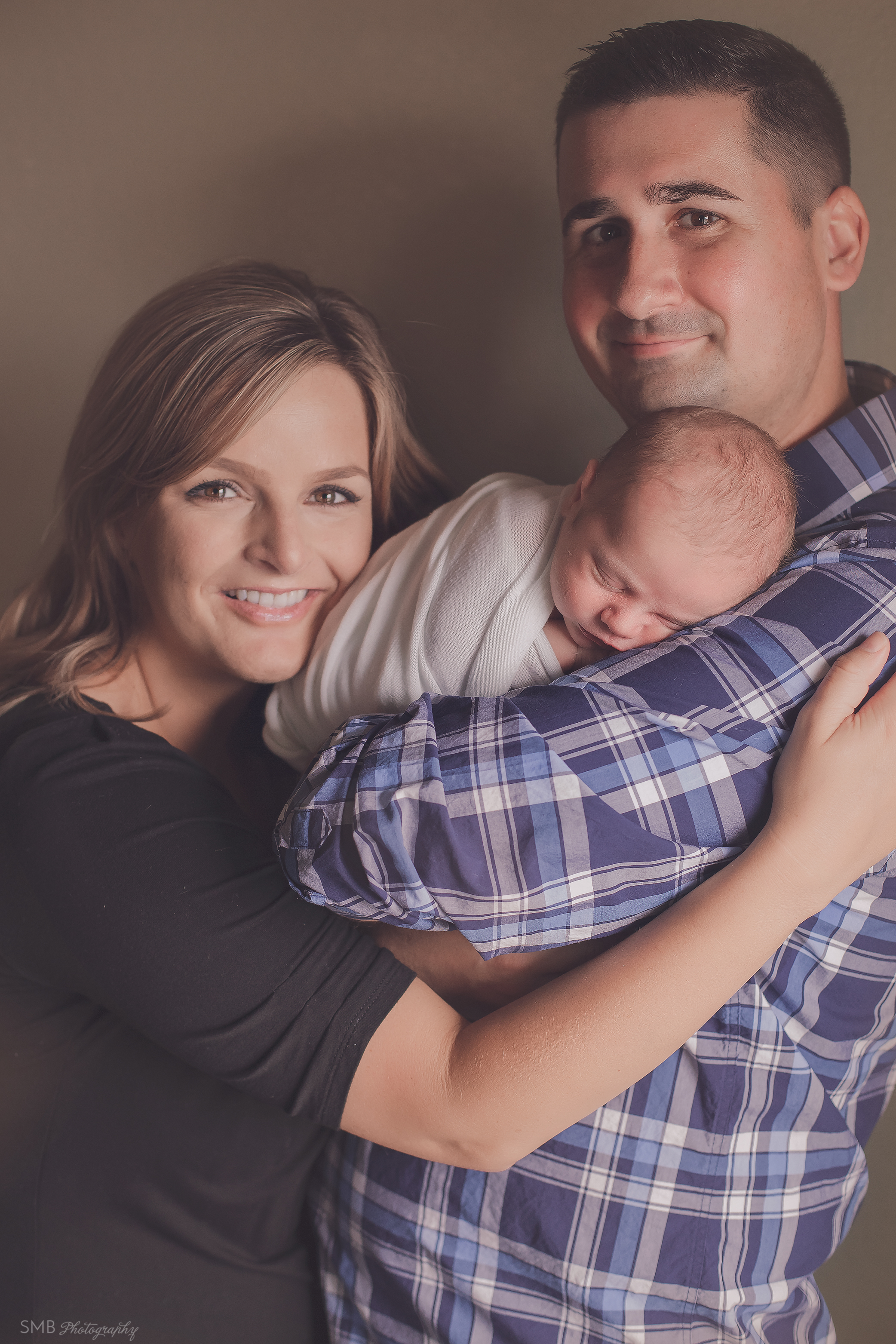 Oklahoma City Newborn Photographer | Baby Marshall