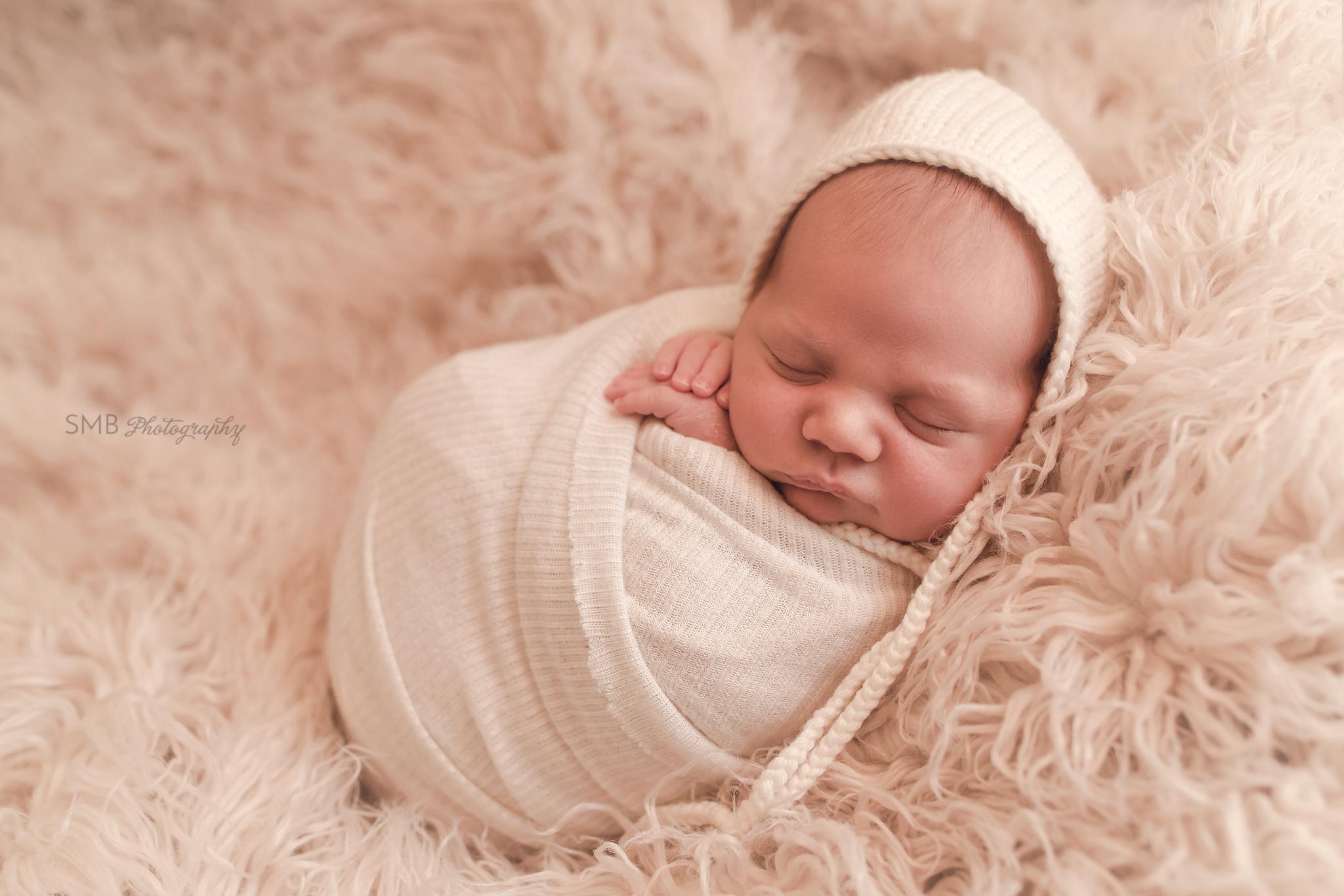 Shawnee Oklahoma Newborn Photographer | Baby Marcus