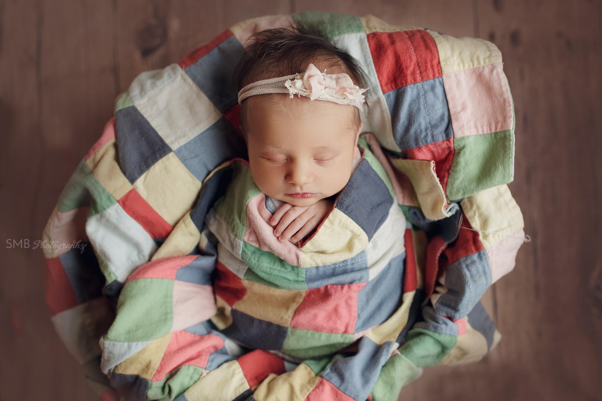Sneak Peek: Baby Dawsyn | Blanchard Oklahoma Newborn Photographer