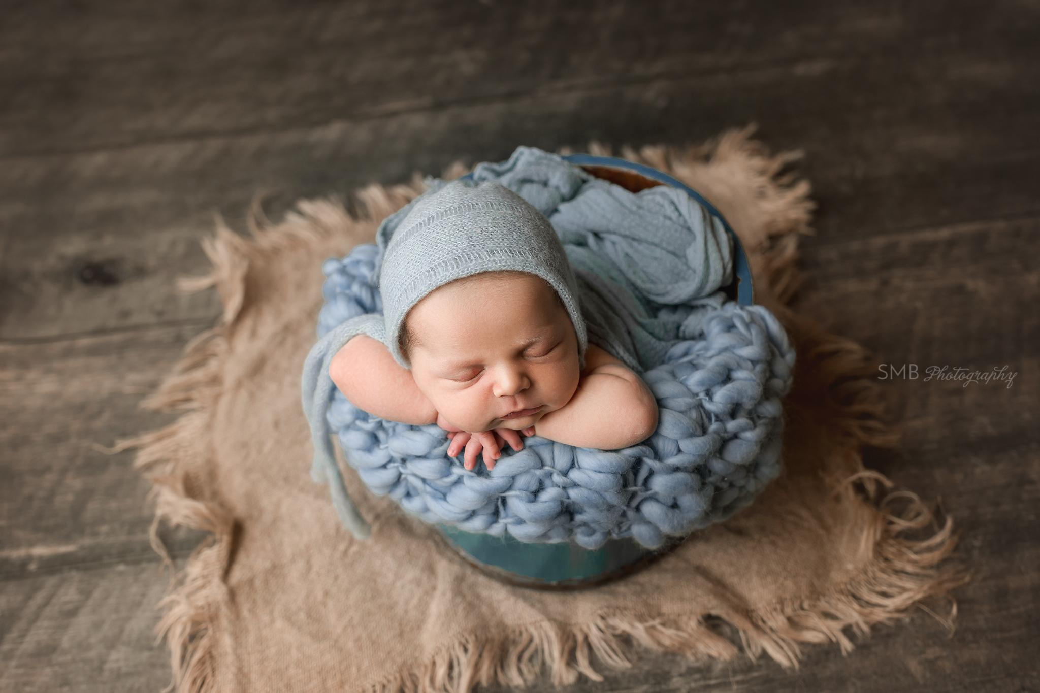 Tanner | Yukon Oklahoma Newborn Photographer