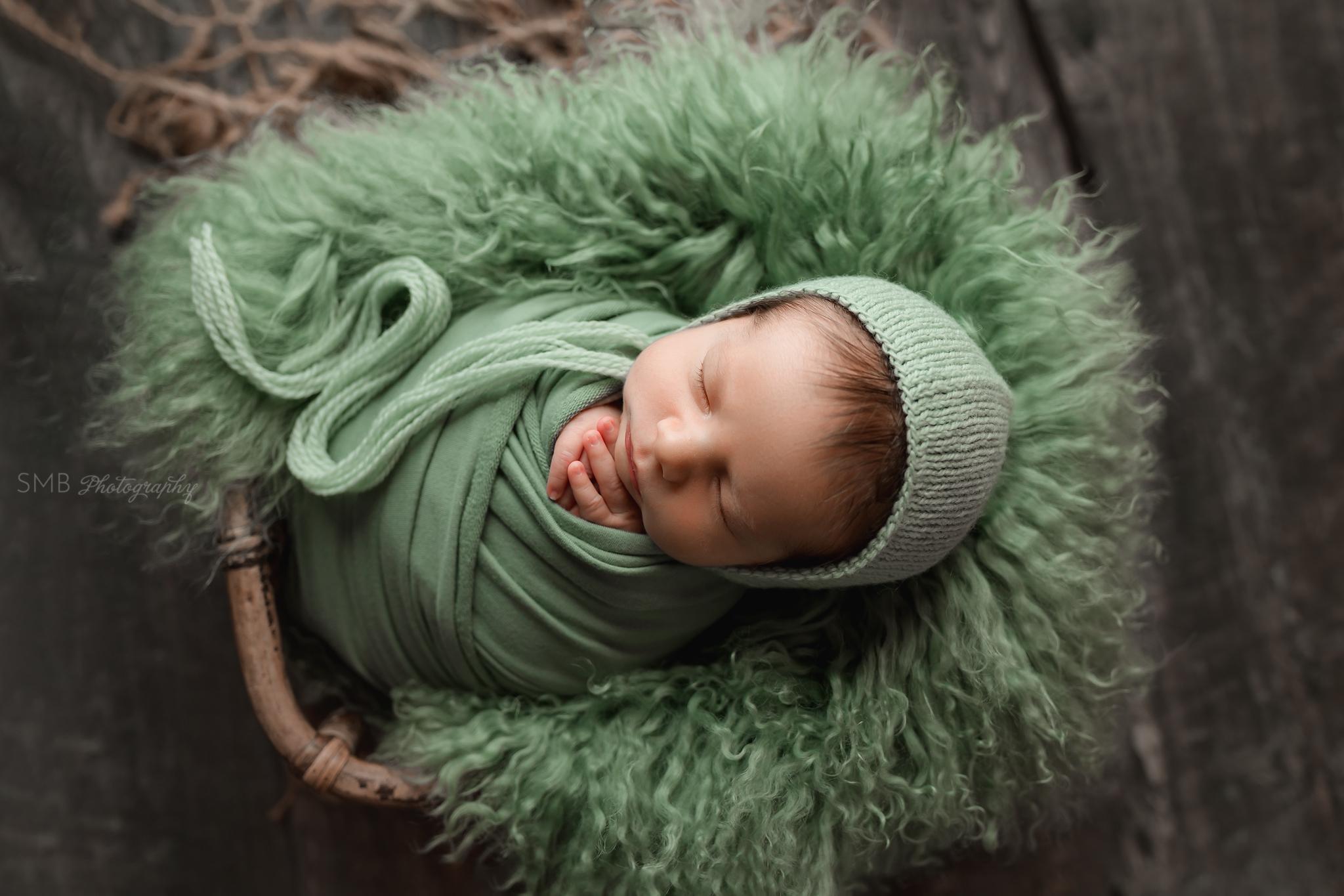 Mr. L | Norman Oklahoma Newborn Photographer