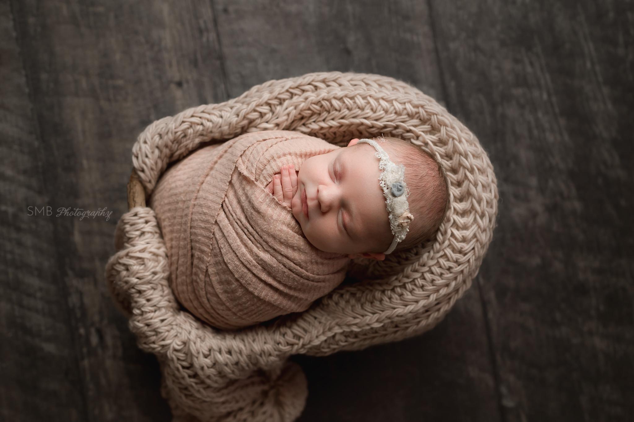 Megan   Oklahoma City Newborn Photographer