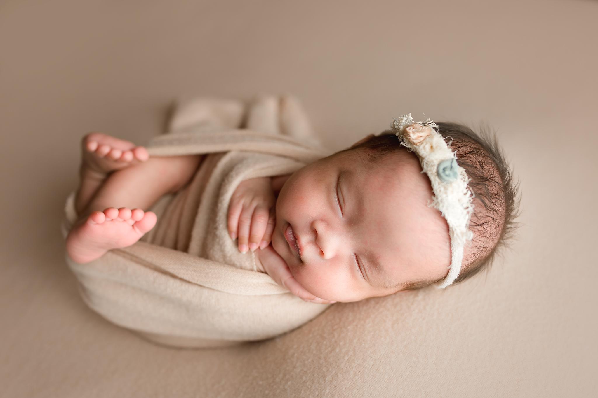 Madeleine | Norman Oklahoma Newborn Photographer