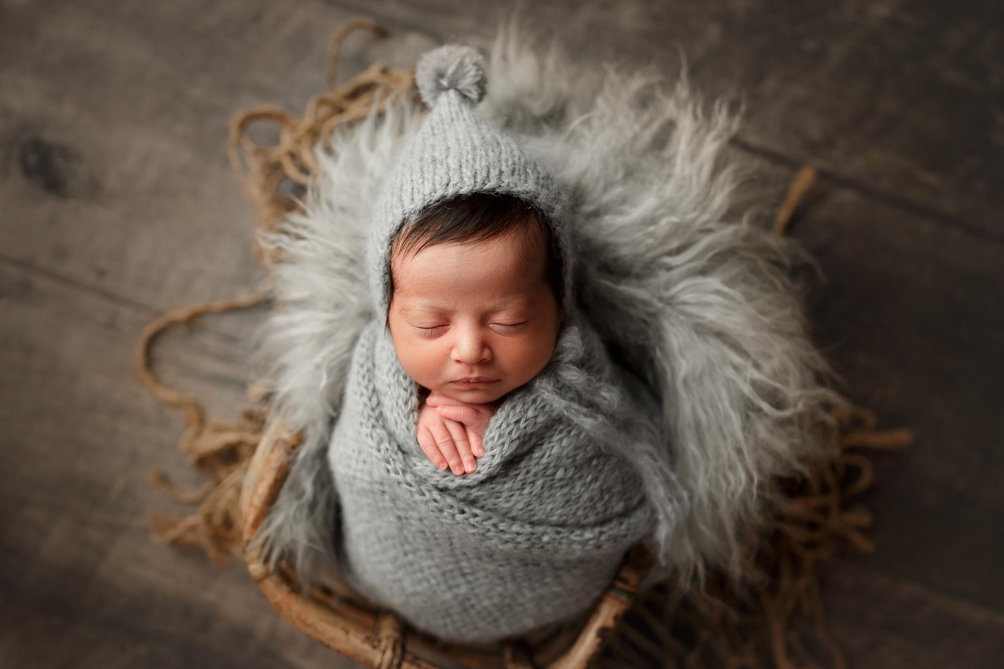 Sophia | Mustang Oklahoma Newborn Photographer