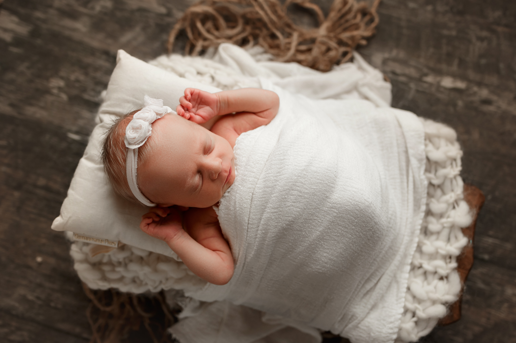 Prestlyn | Oklahoma City Newborn Photographer