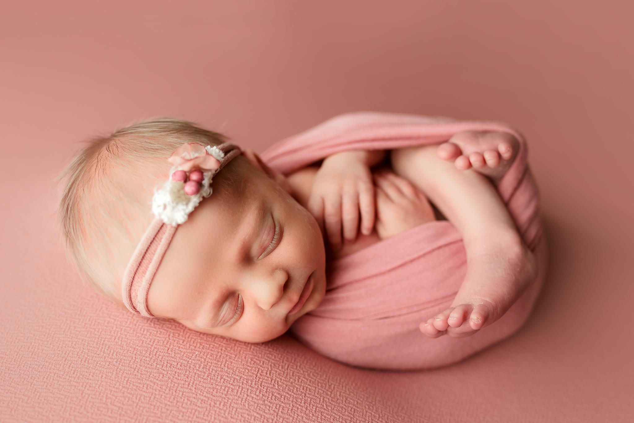 Prestlyn   Oklahoma City Newborn Photographer