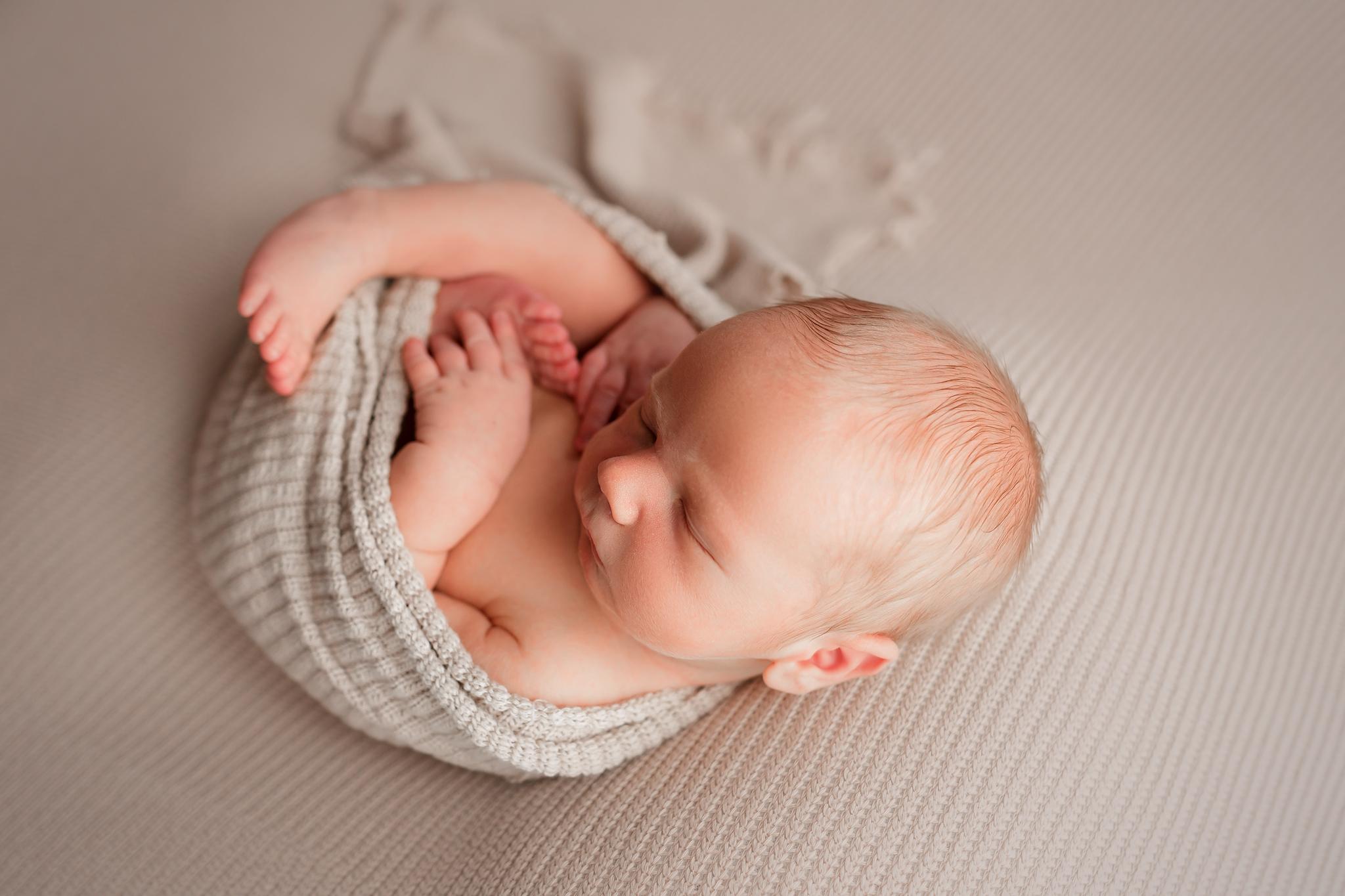 Brody | Norman Oklahoma Newborn Photographer